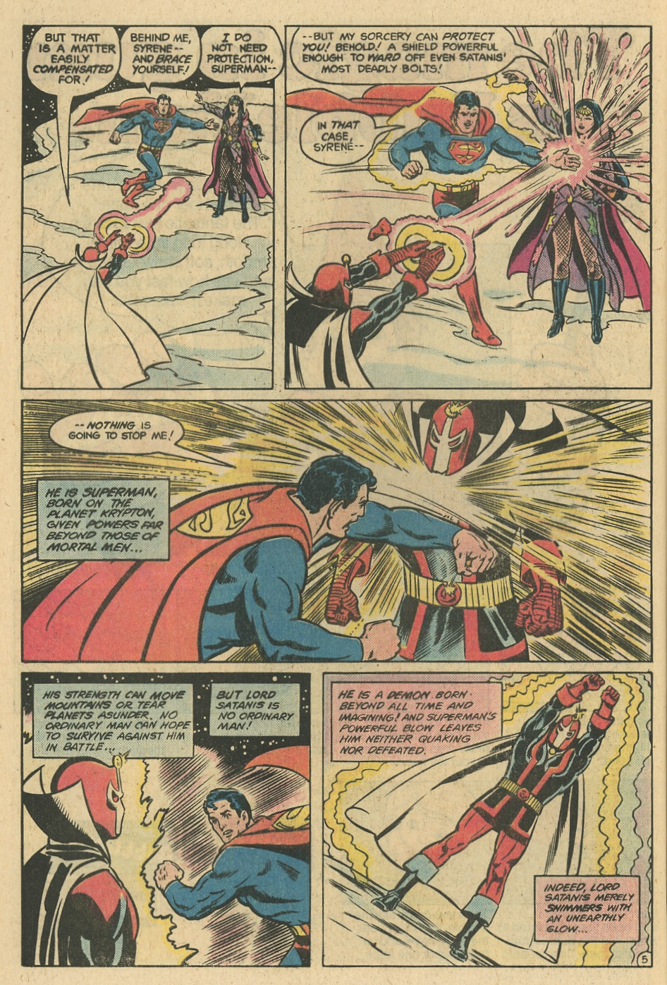Read online Action Comics (1938) comic -  Issue #527 - 6