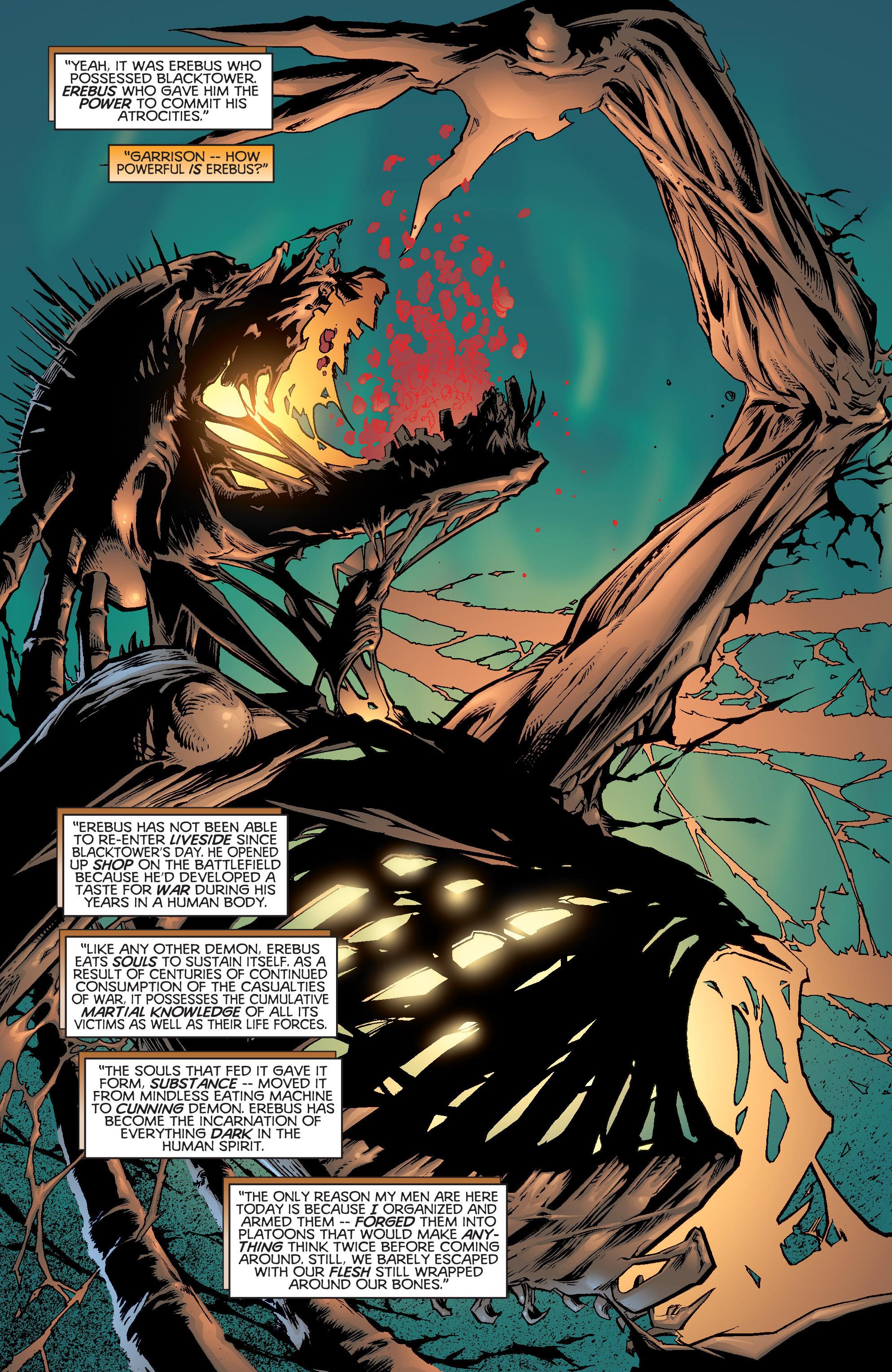 Read online Shadowman (1997) comic -  Issue #20 - 13