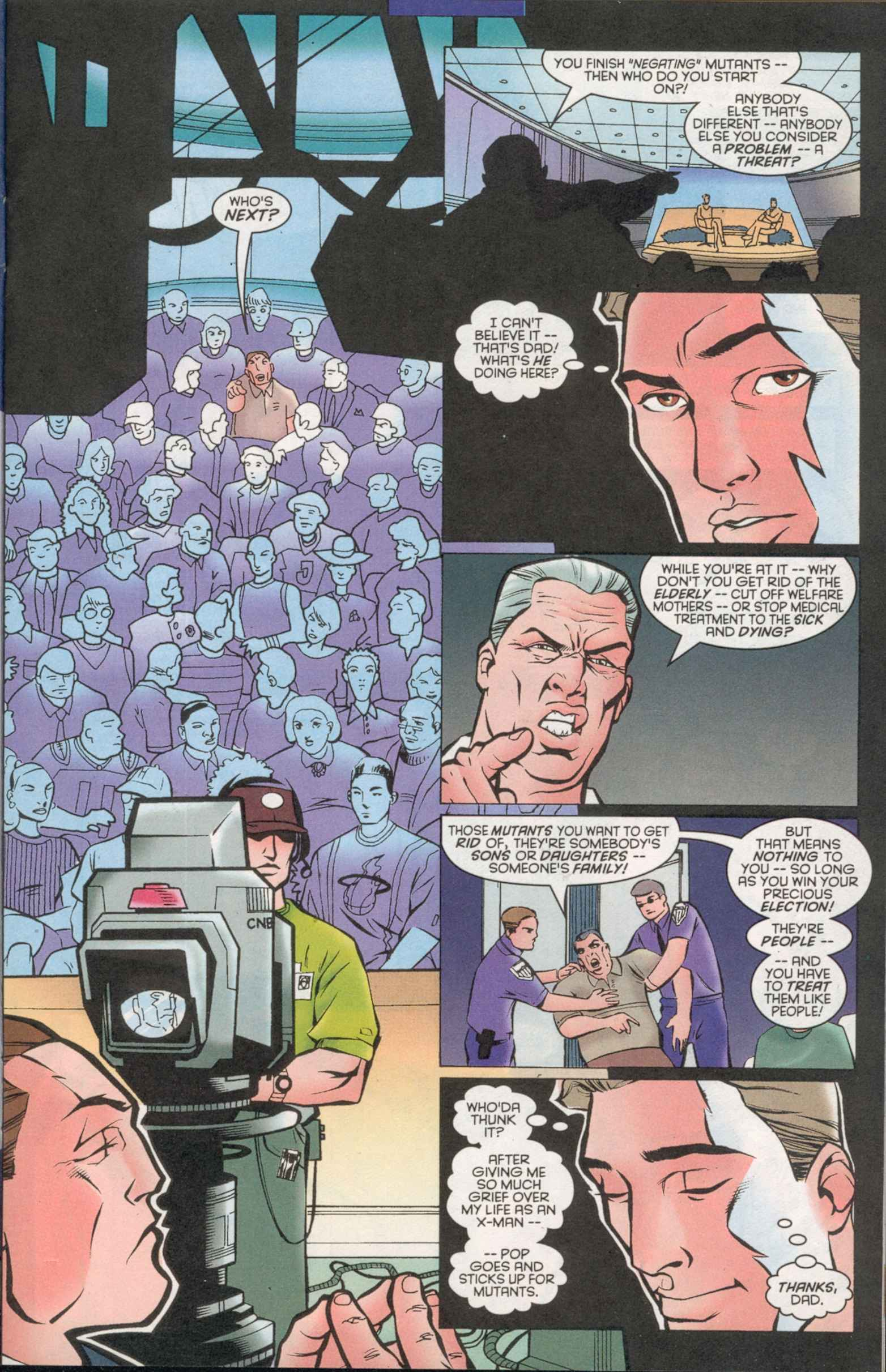 X-Men (1991) 58 Page 10