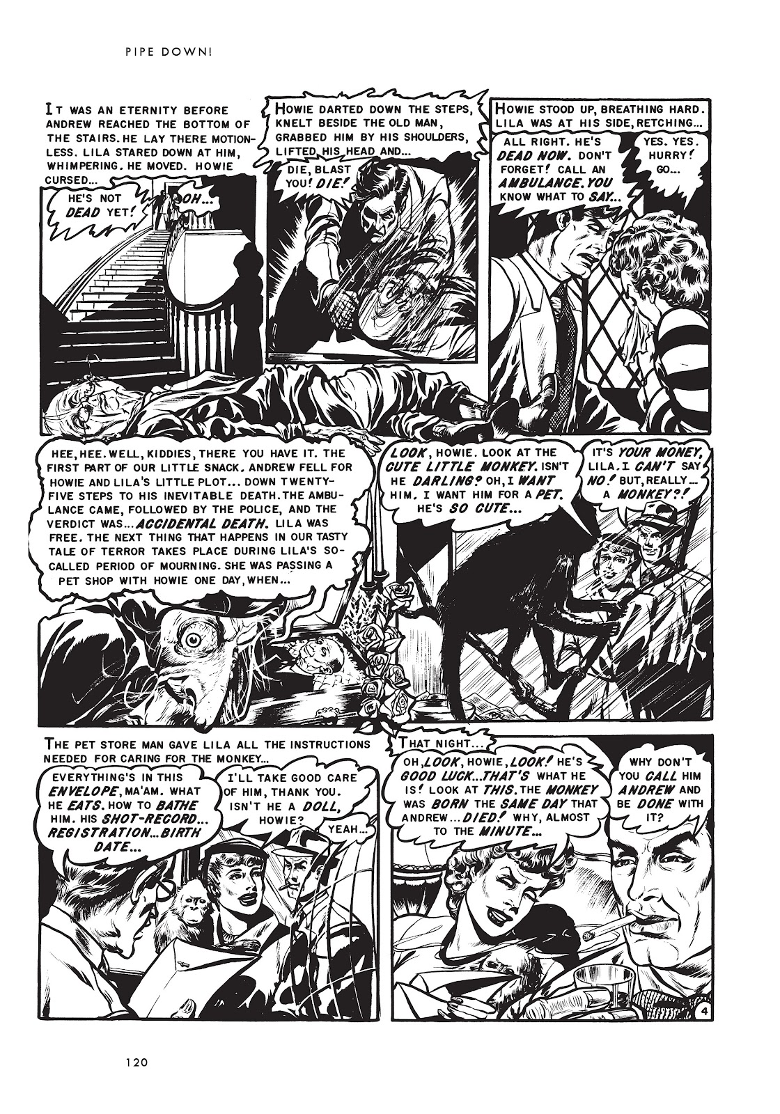 Read online Sucker Bait and Other Stories comic -  Issue # TPB (Part 2) - 35