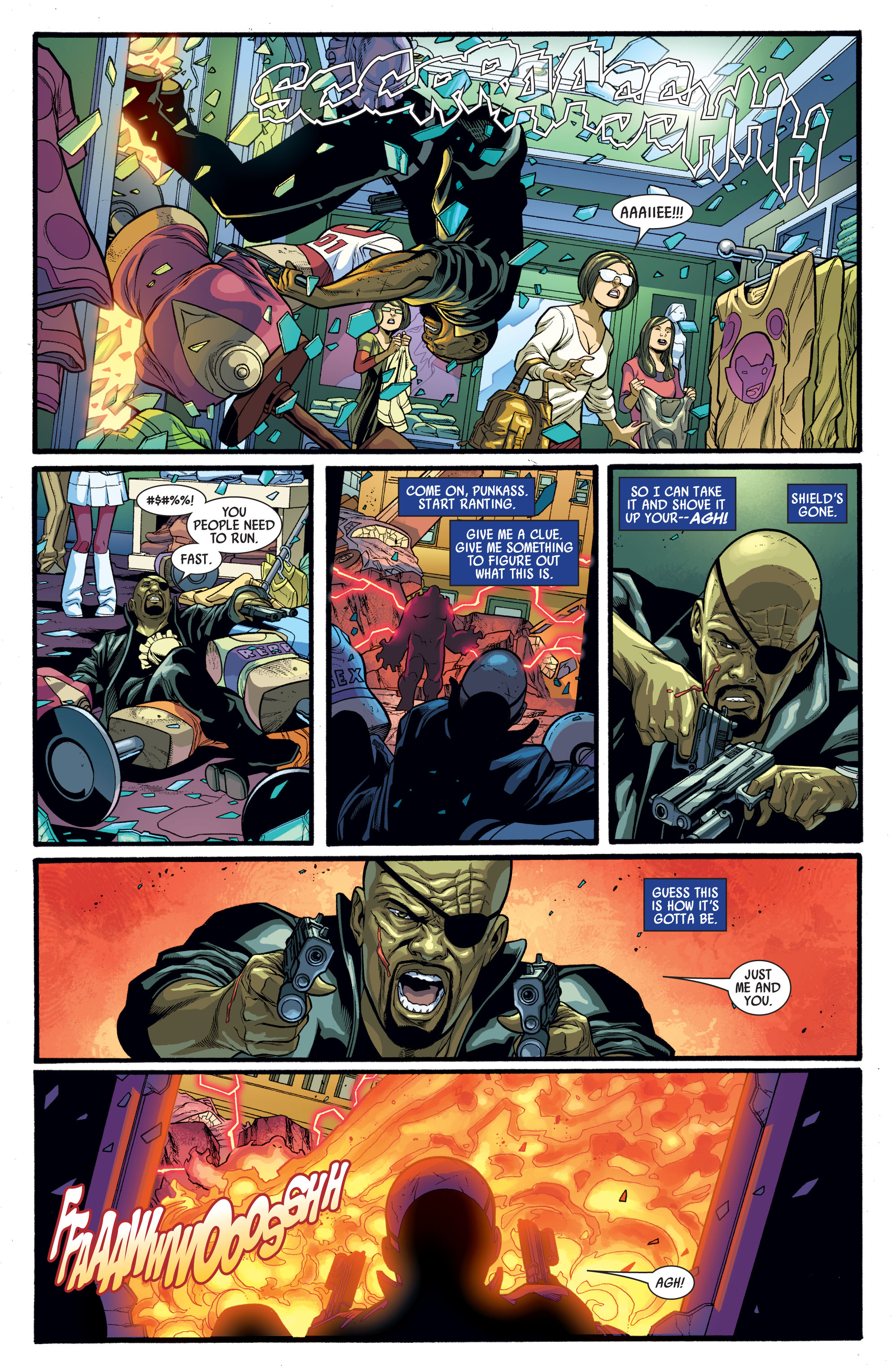 Read online Ultimate Comics Doomsday comic -  Issue # Full - 28