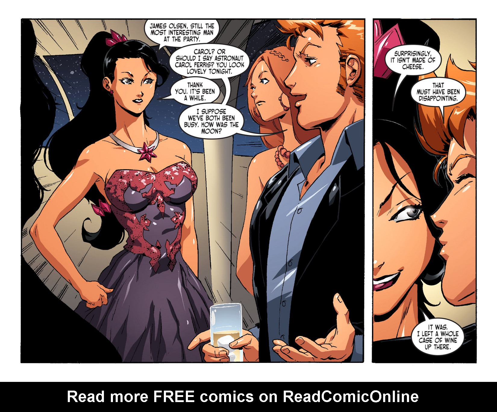 Read online Ame-Comi Girls comic -  Issue #9 - 10