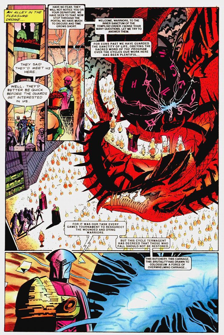 Read online Battletide comic -  Issue #3 - 14