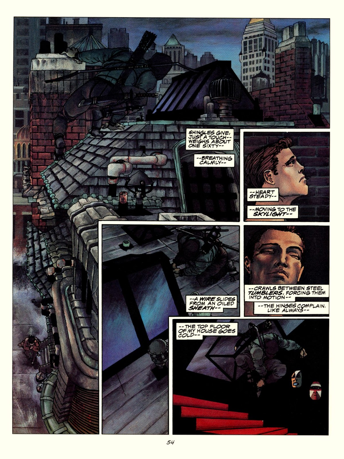 Elektra Lives Again issue Full - Page 61
