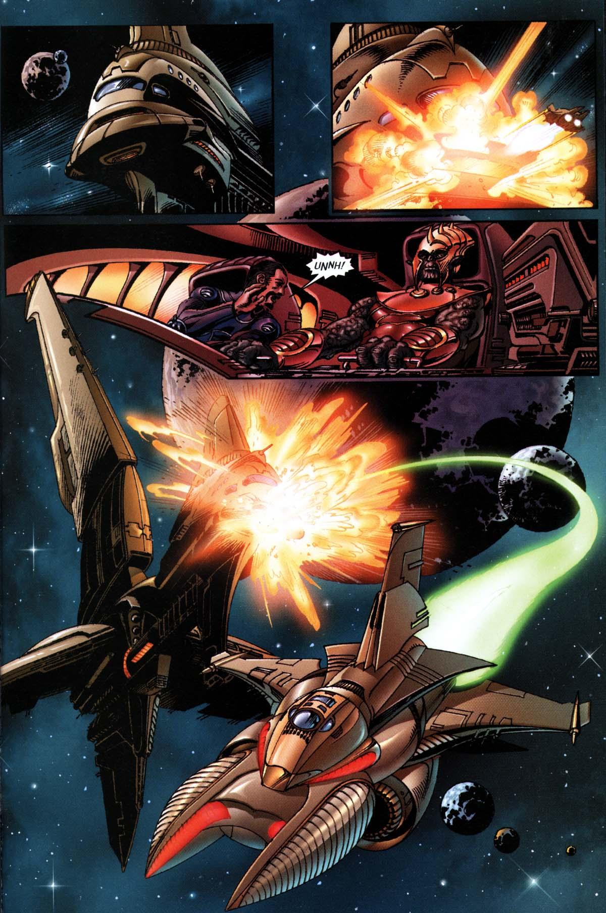 Read online Sigil (2000) comic -  Issue #26 - 43