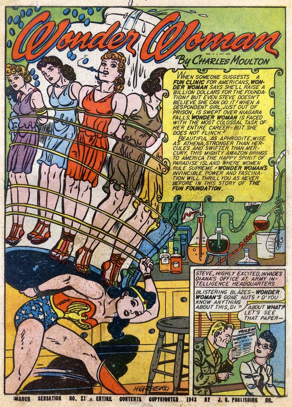 Read online Sensation (Mystery) Comics comic -  Issue #27 - 3