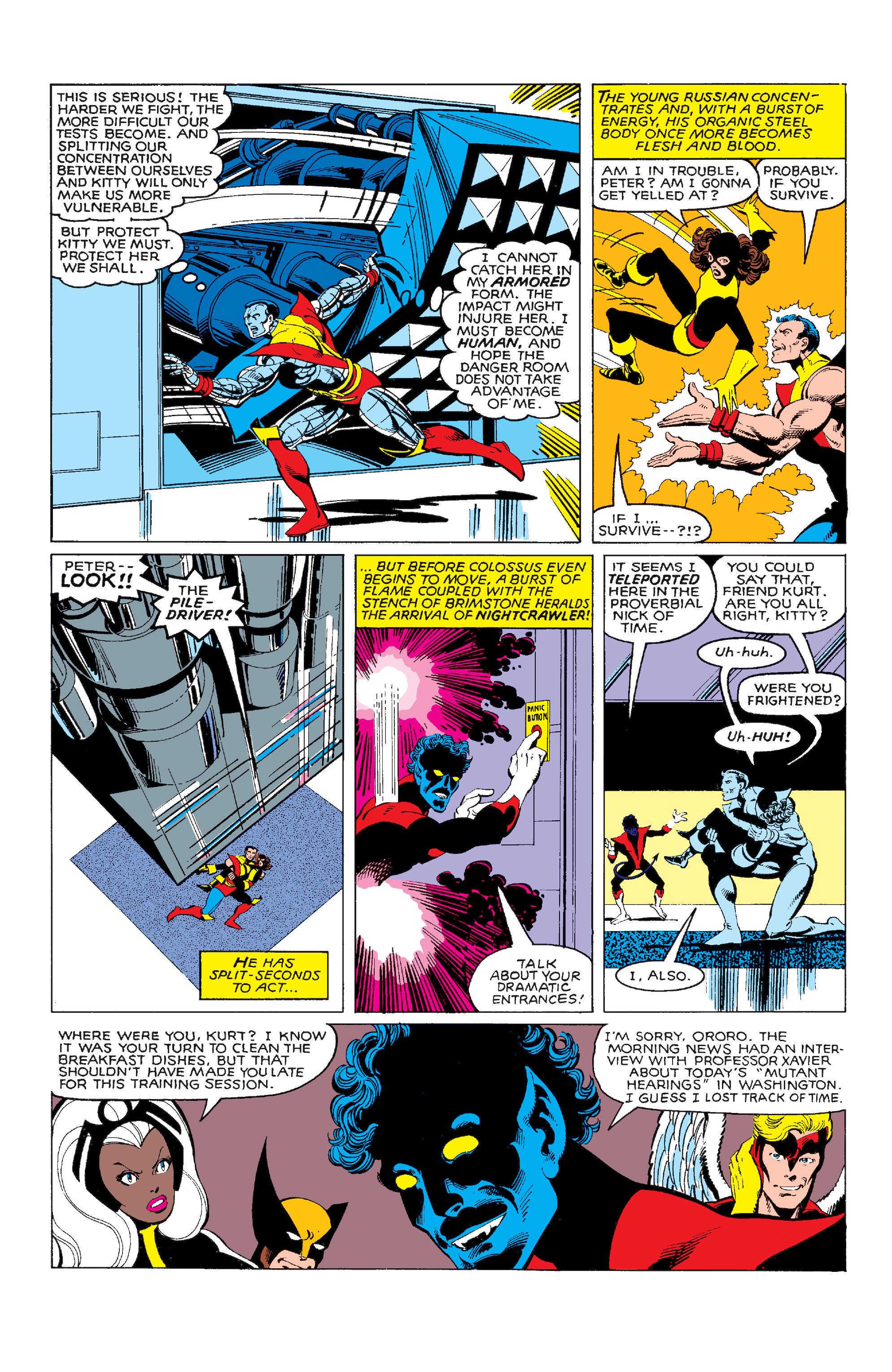 Uncanny X-Men (1963) 141 Page 9