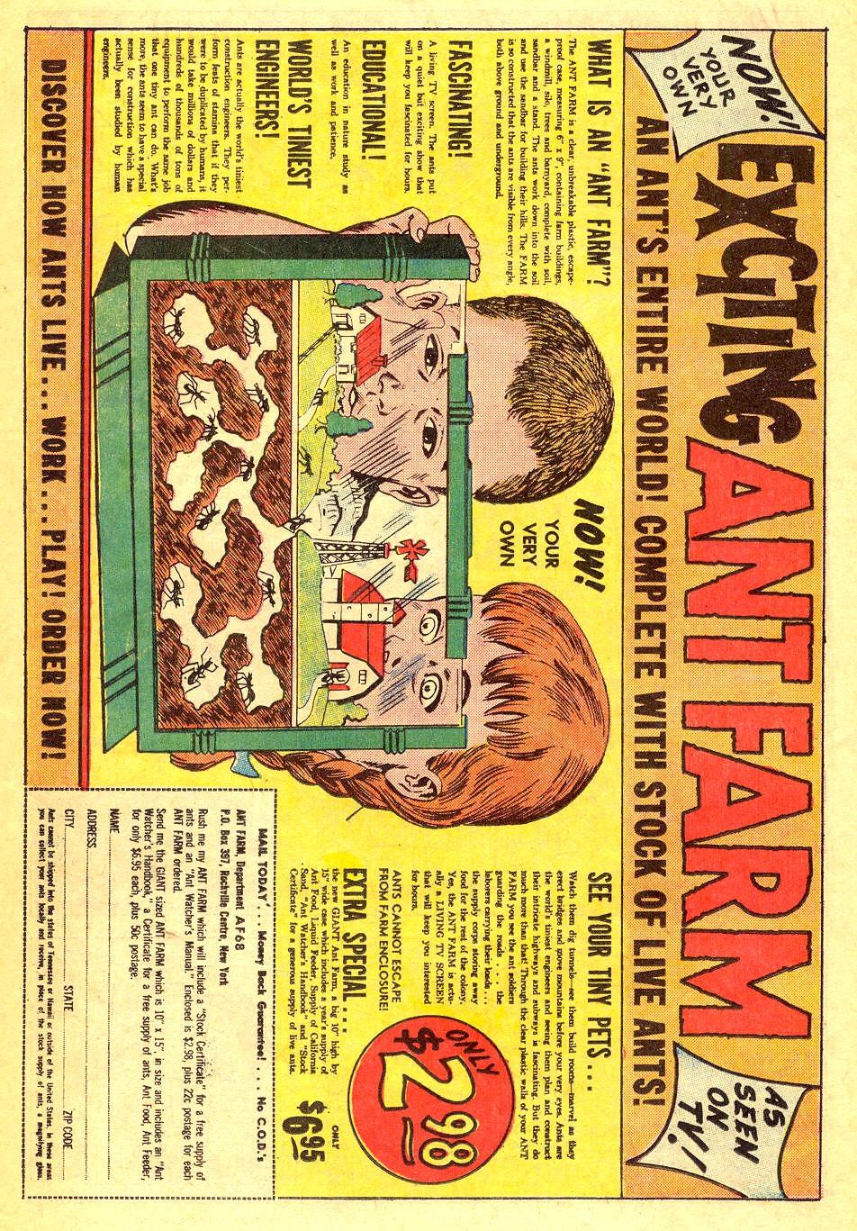 Read online Wonder Woman (1942) comic -  Issue #164 - 26