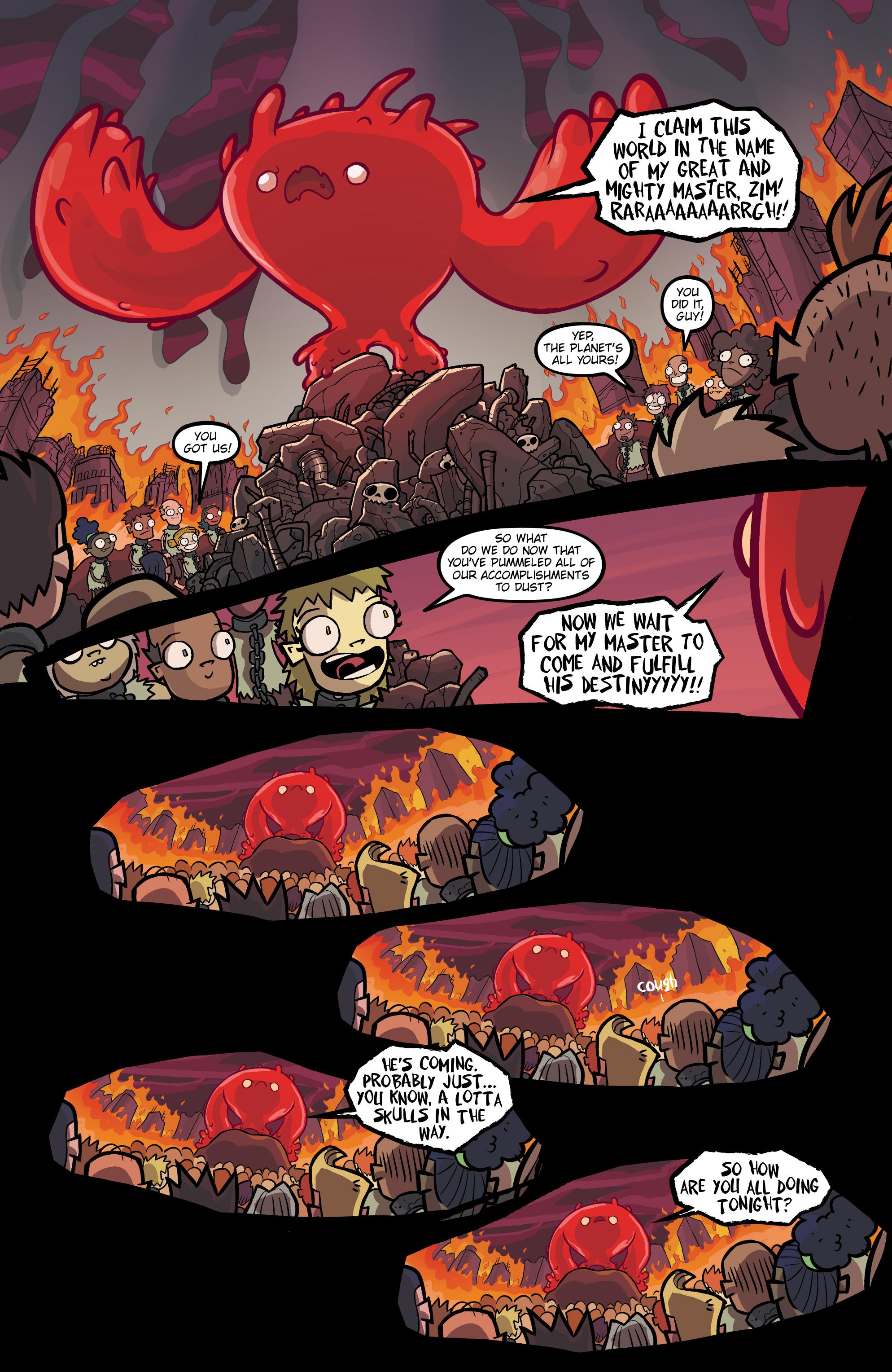 Read online Invader Zim comic -  Issue #20 - 15