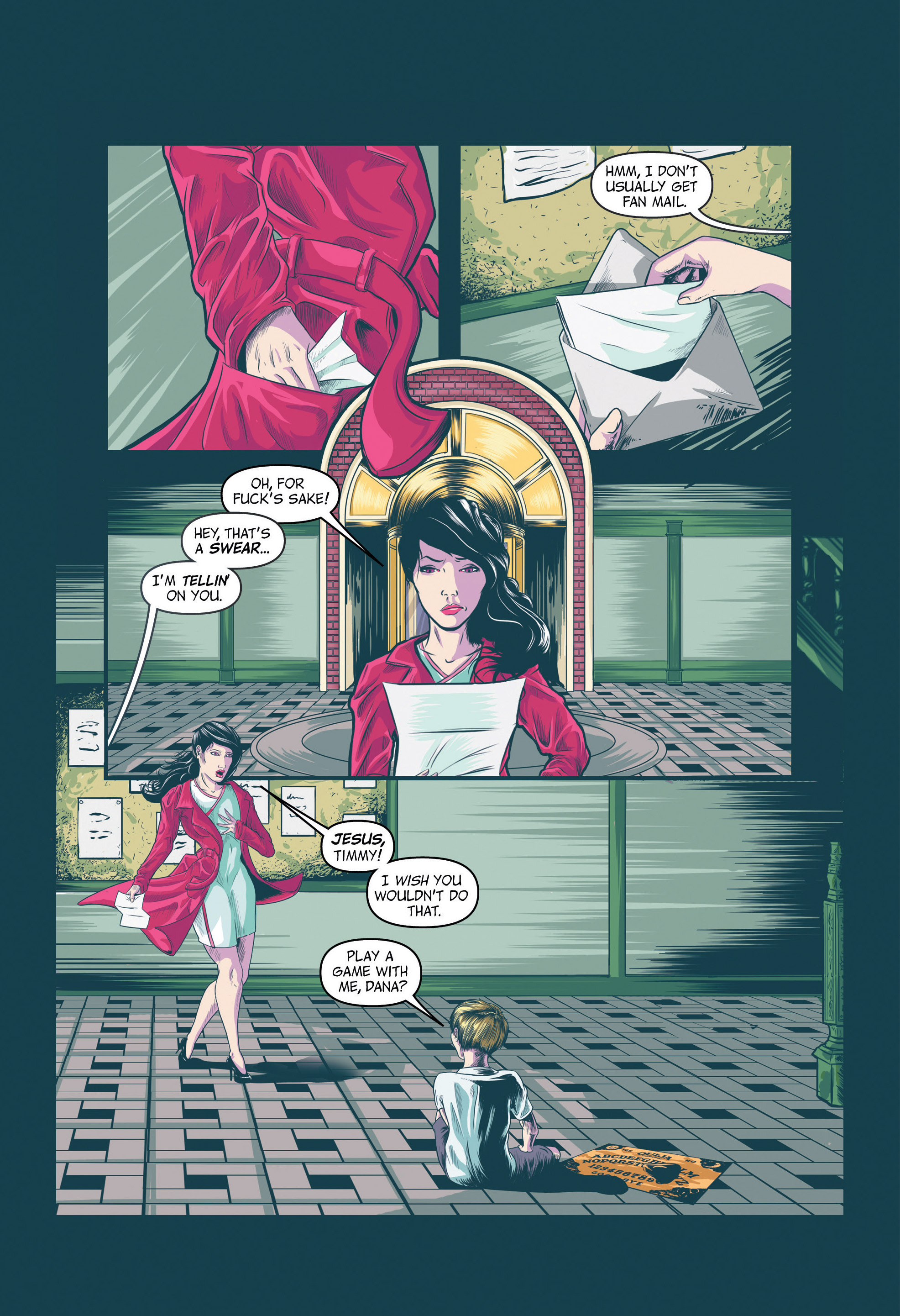 Read online Redemption Heights comic -  Issue # Full - 13