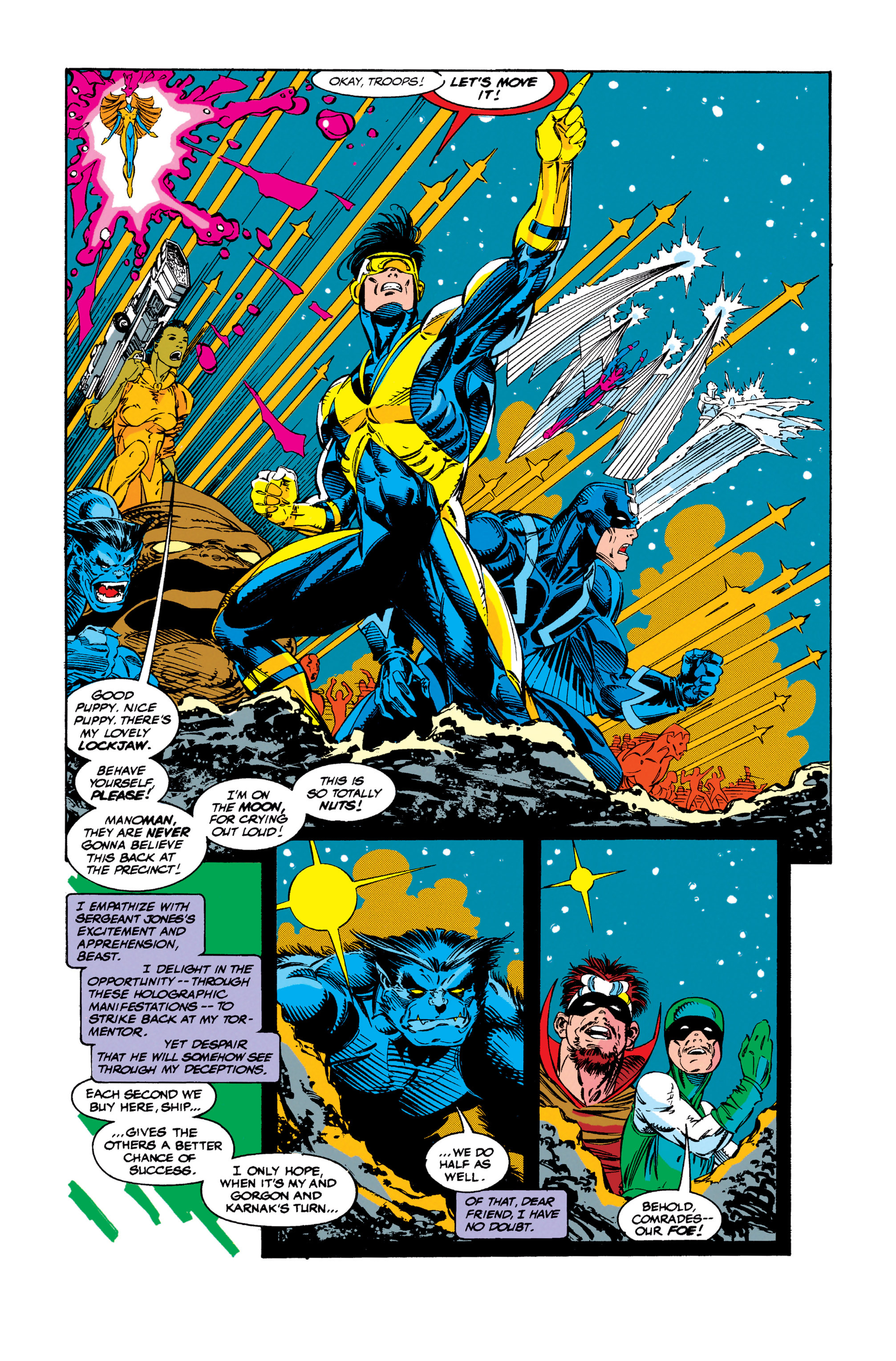 Read online X-Factor (1986) comic -  Issue #67 - 10