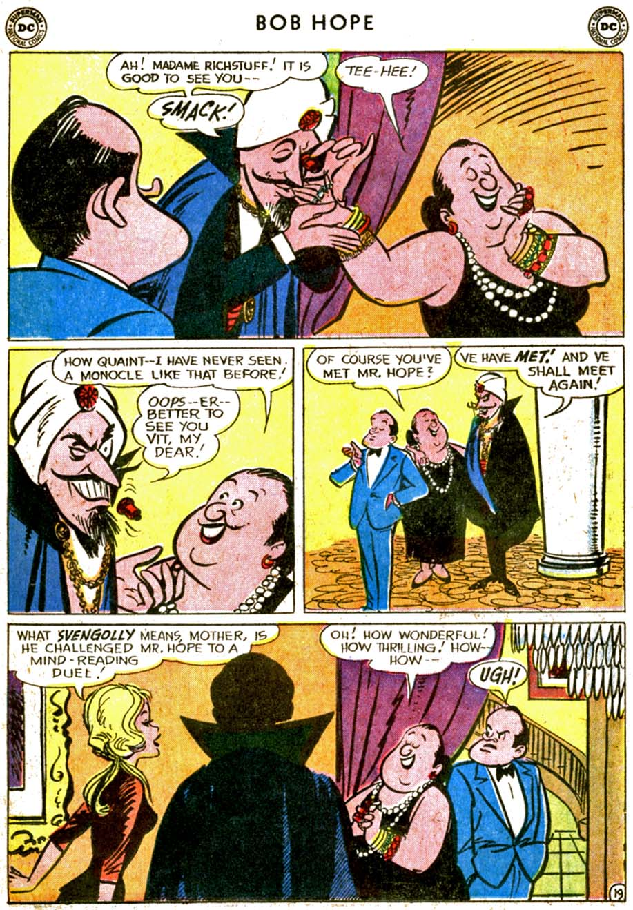 The Adventures of Bob Hope issue 77 - Page 27