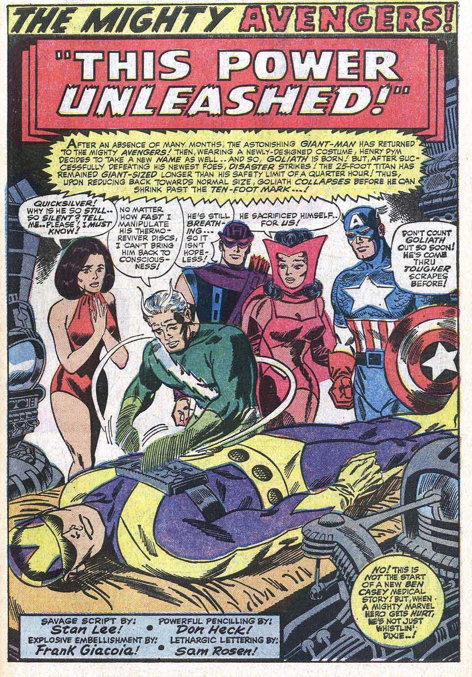 The Avengers (1963) 29 Page 2