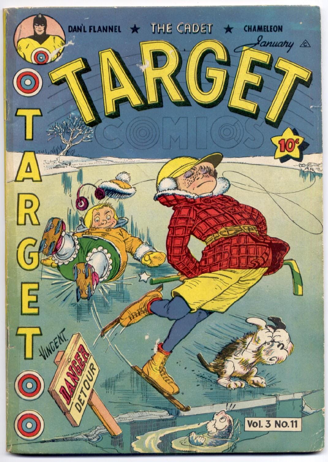 Target Comics 35 Page 1