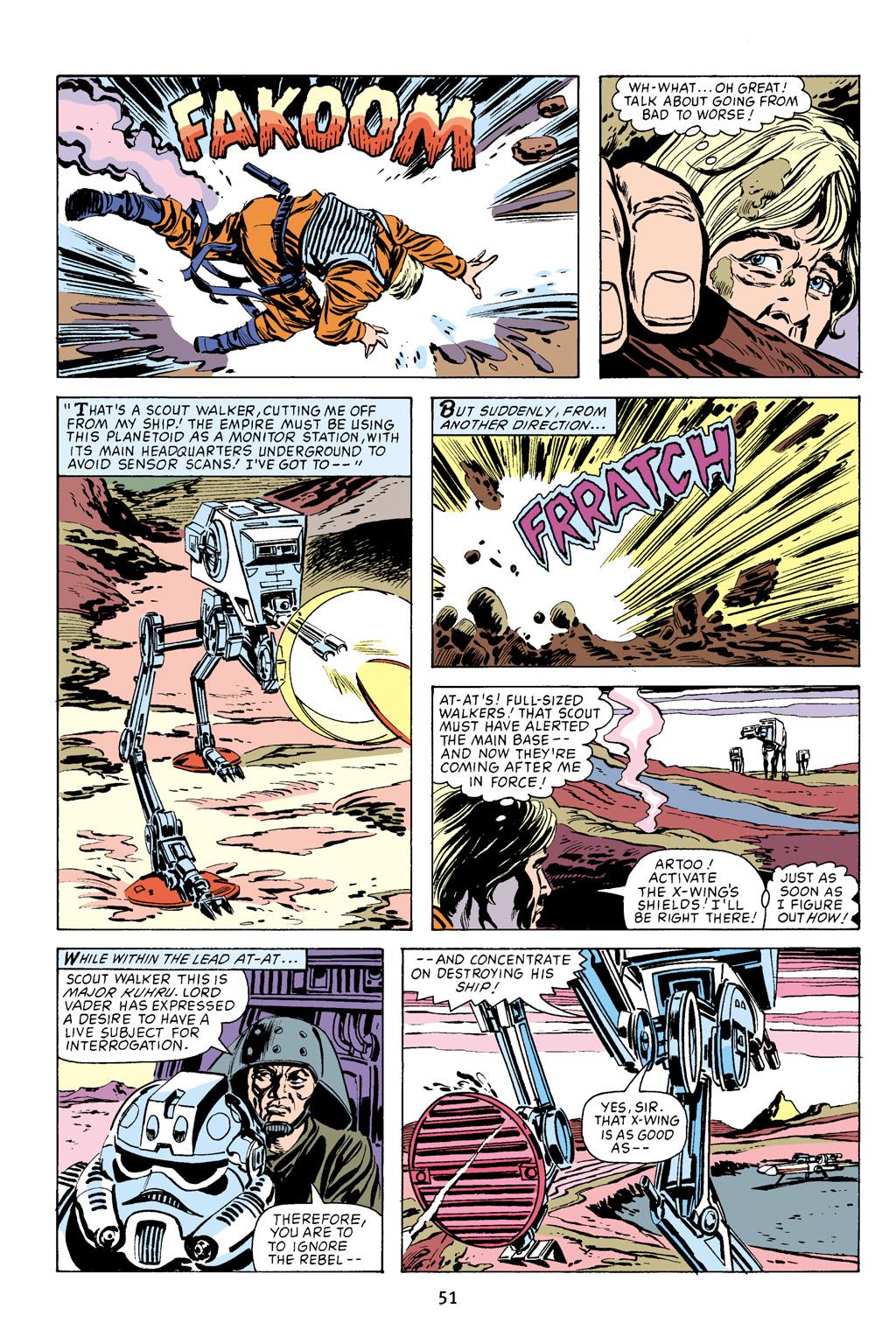 Read online Star Wars Omnibus comic -  Issue # Vol. 16 - 52