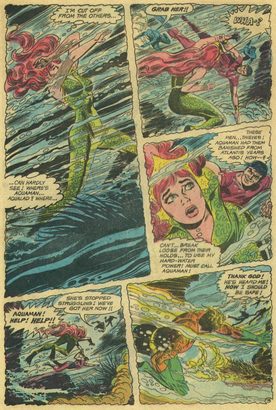 Read online Aquaman (1962) comic -  Issue #46 - 5
