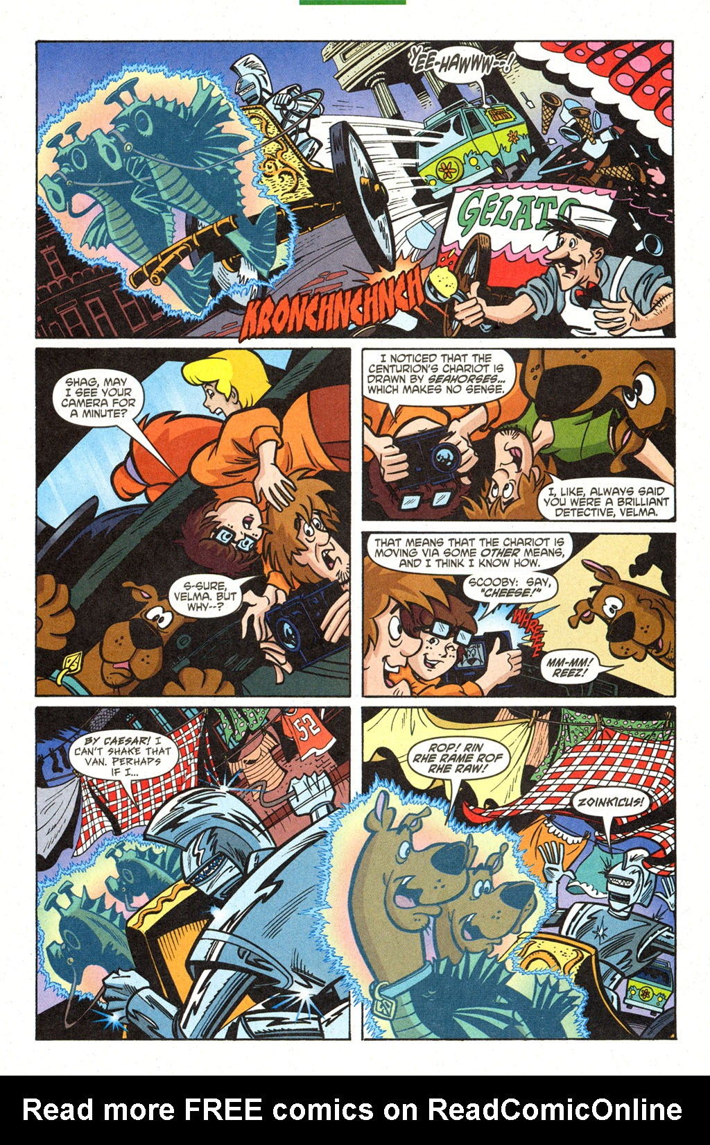 Read online Scooby-Doo (1997) comic -  Issue #100 - 12