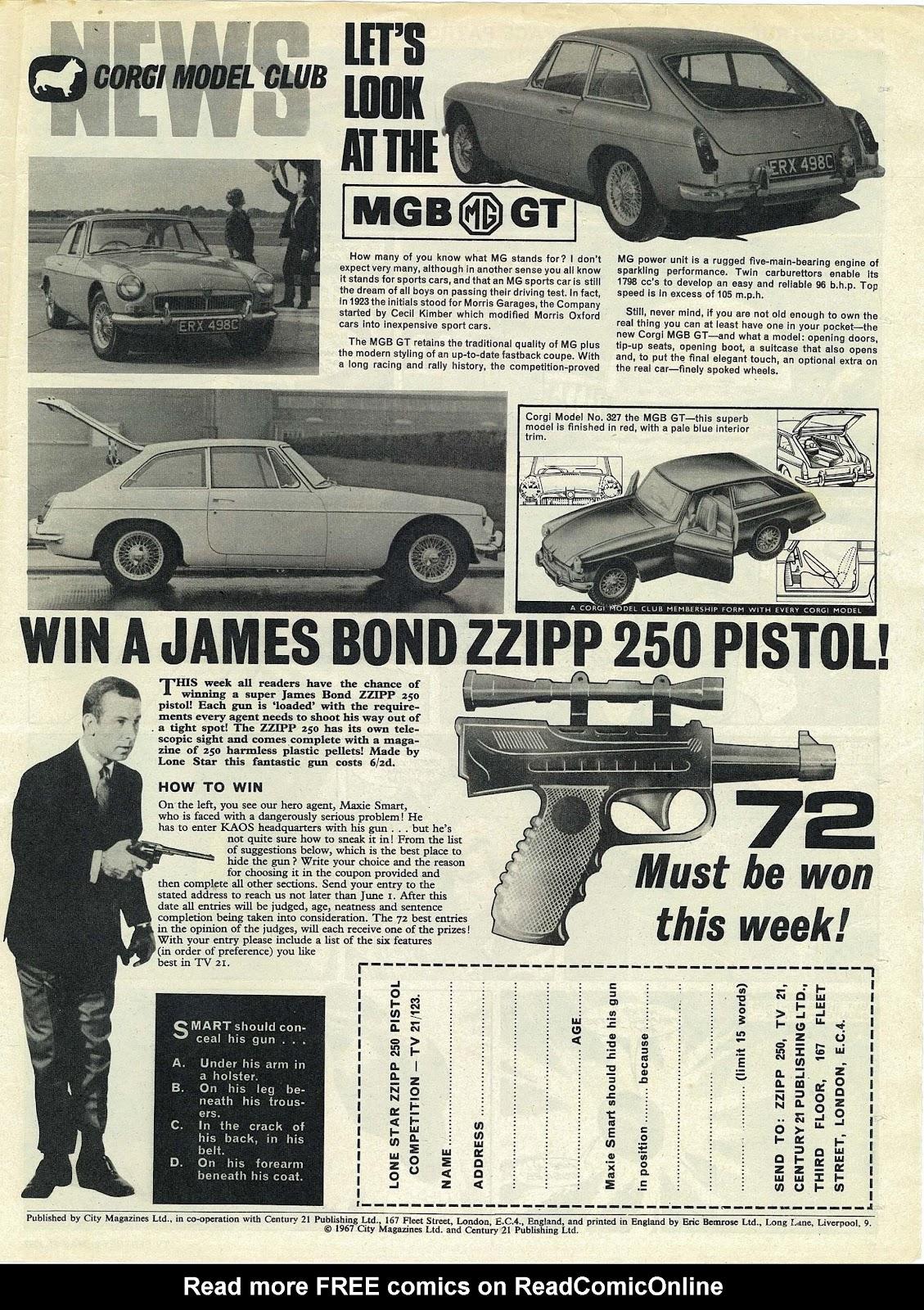 TV Century 21 (TV 21) issue 123 - Page 18