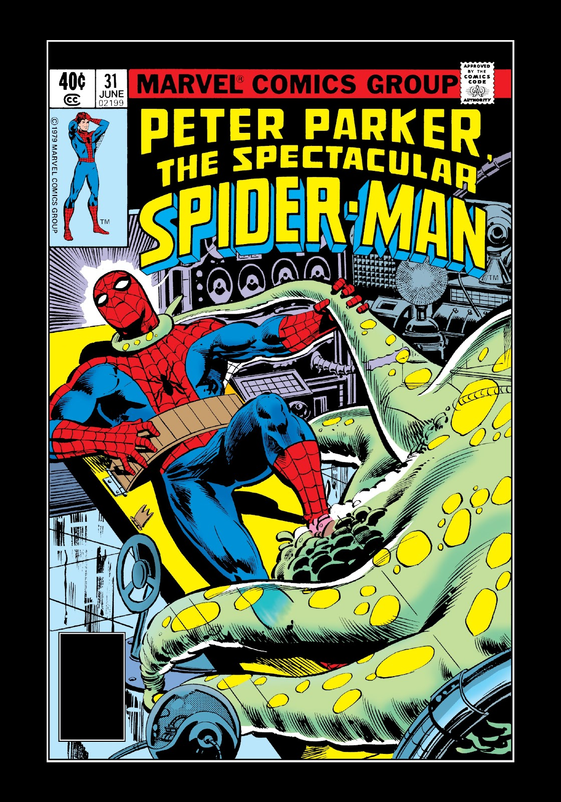 Read online Marvel Masterworks: The Spectacular Spider-Man comic -  Issue # TPB 2 (Part 3) - 80