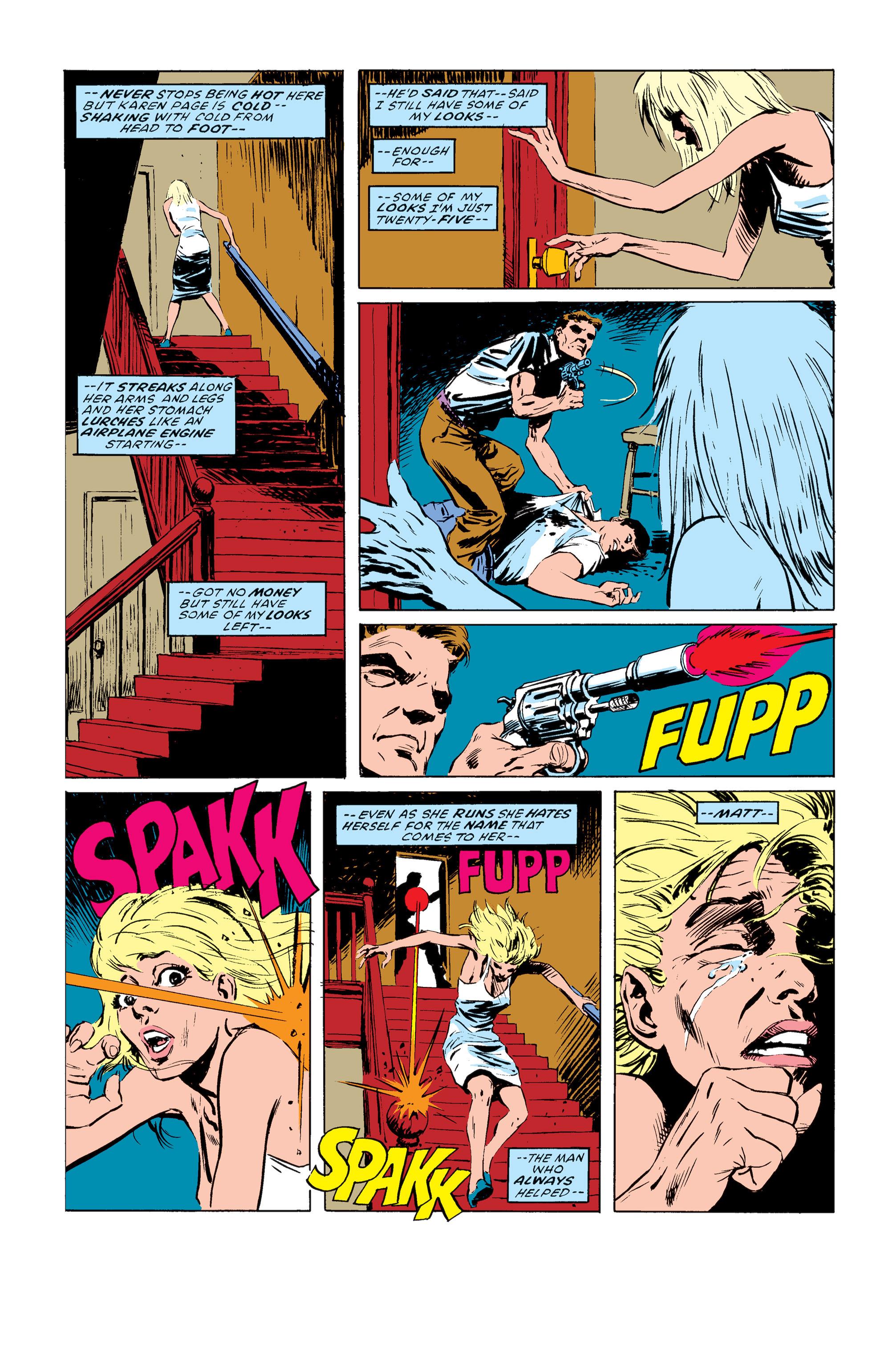Read online Daredevil: Born Again comic -  Issue # Full - 49