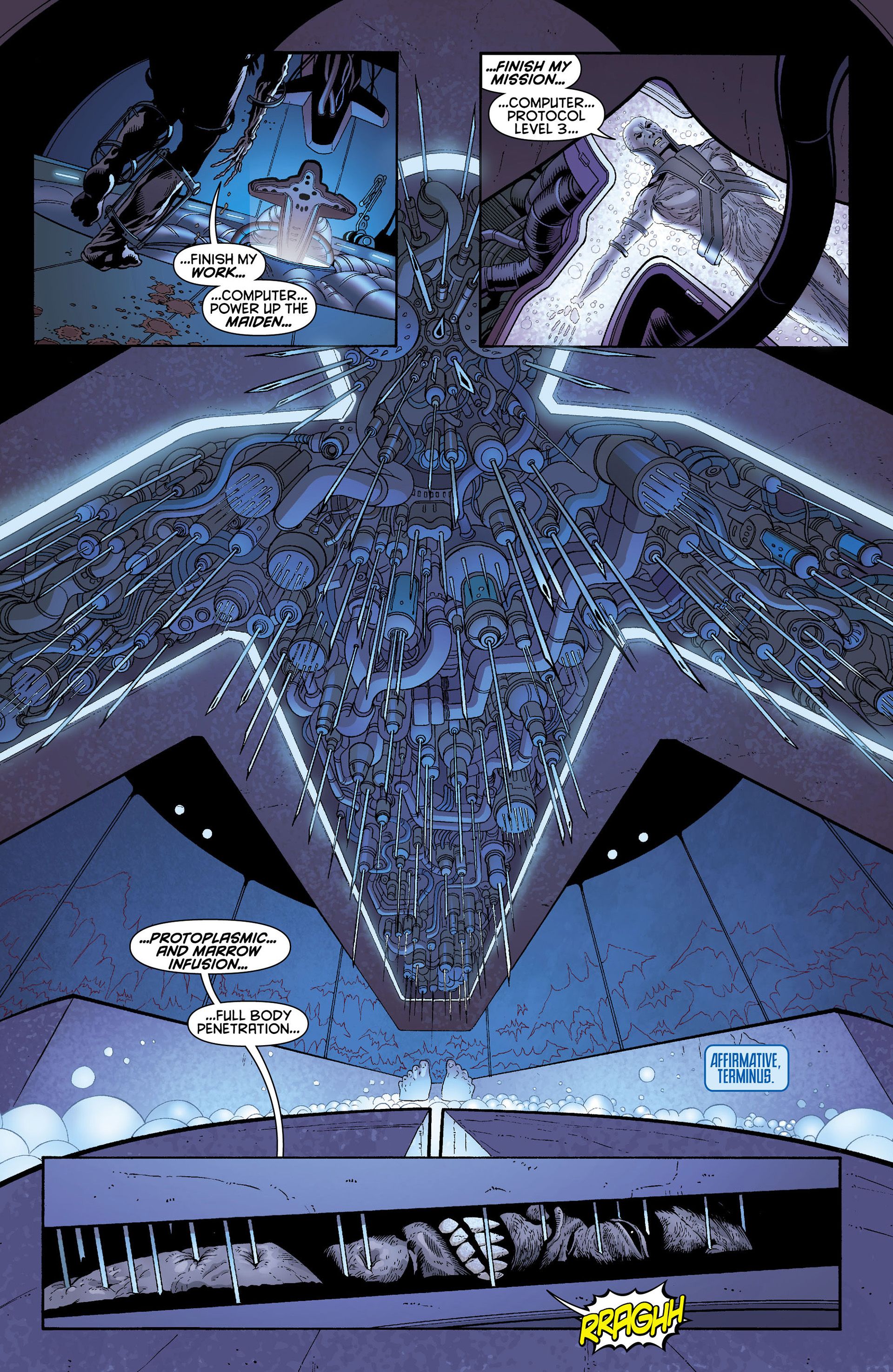Read online Batman and Robin (2011) comic -  Issue #10 - 10