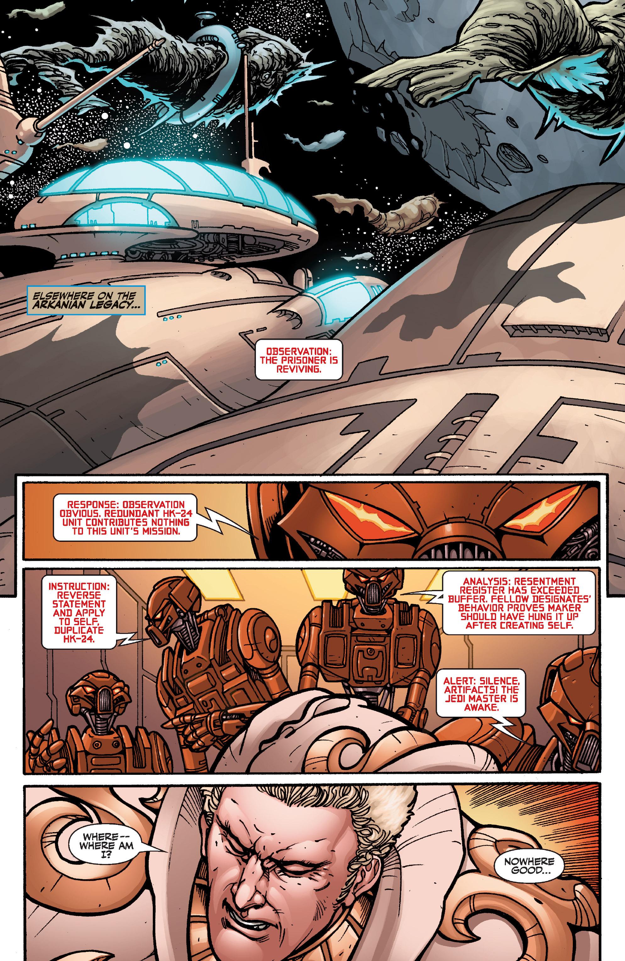 Read online Star Wars Omnibus comic -  Issue # Vol. 32 - 27