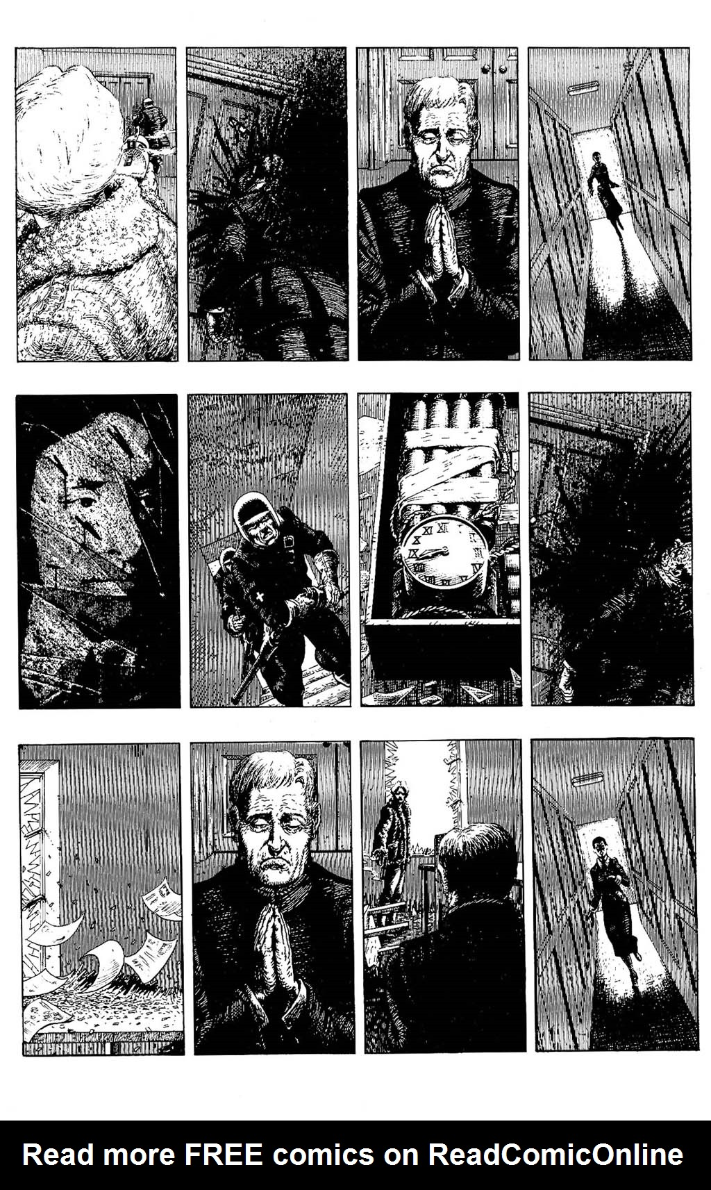 Read online The Adventures of Luther Arkwright comic -  Issue #8 - 9