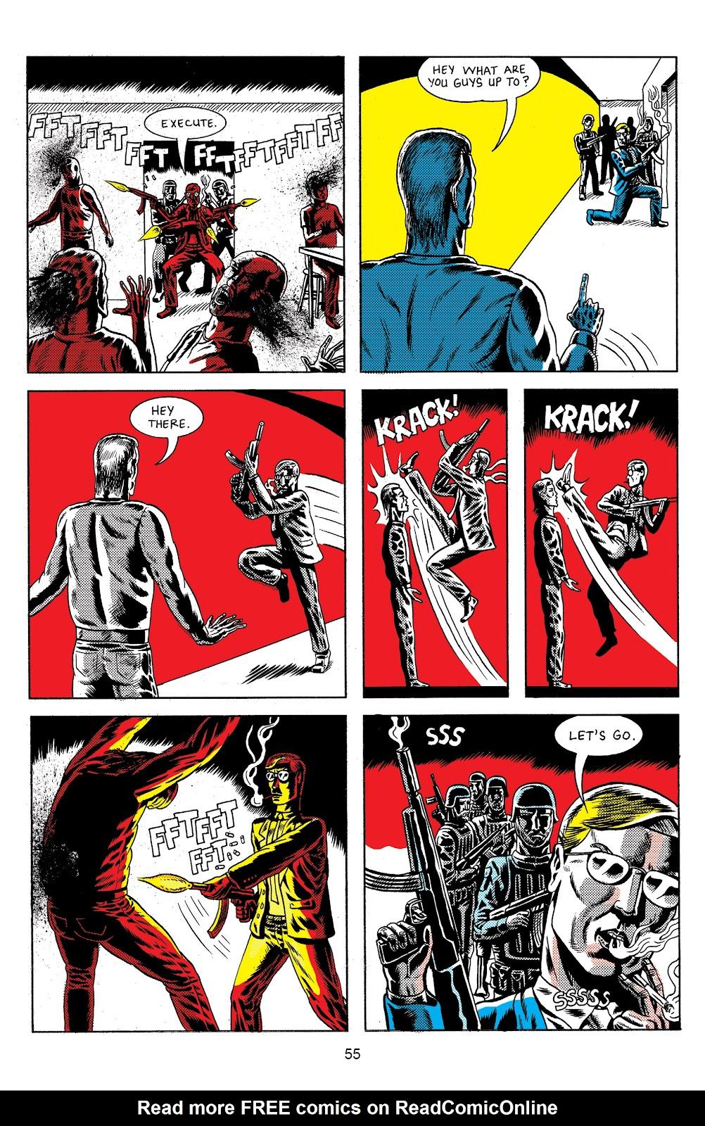 Read online Terror Assaulter: O.M.W.O.T (One Man War On Terror) comic -  Issue # TPB - 55