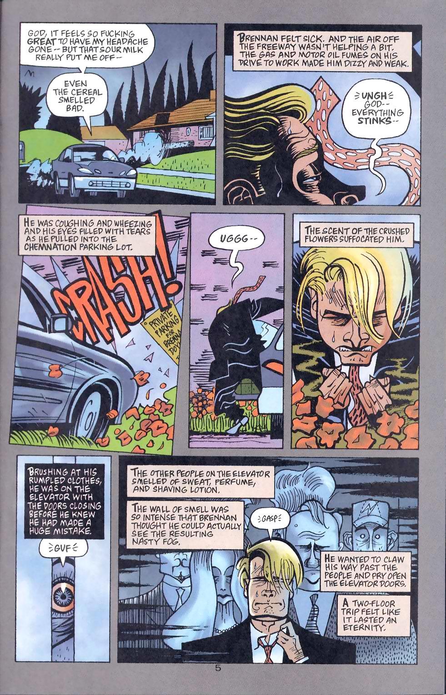 Read online Flinch comic -  Issue #5 - 18