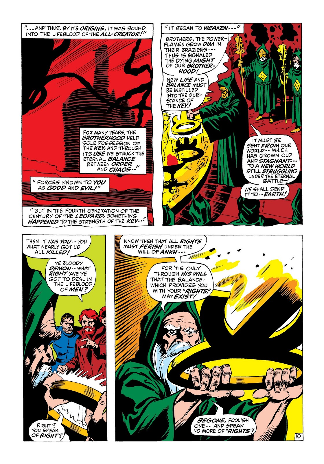 Read online Marvel Masterworks: The Invincible Iron Man comic -  Issue # TPB 7 (Part 3) - 19