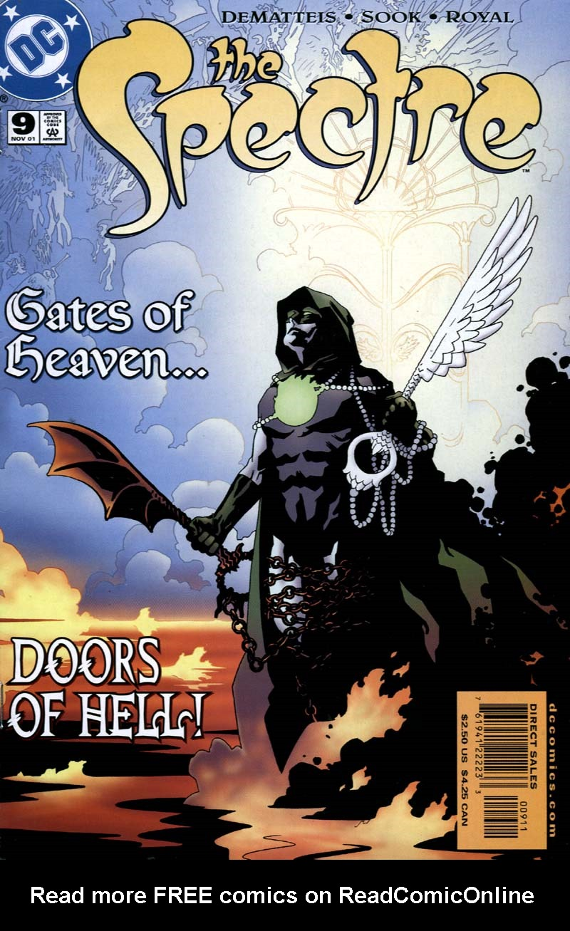 The Spectre (2001) issue 9 - Page 1