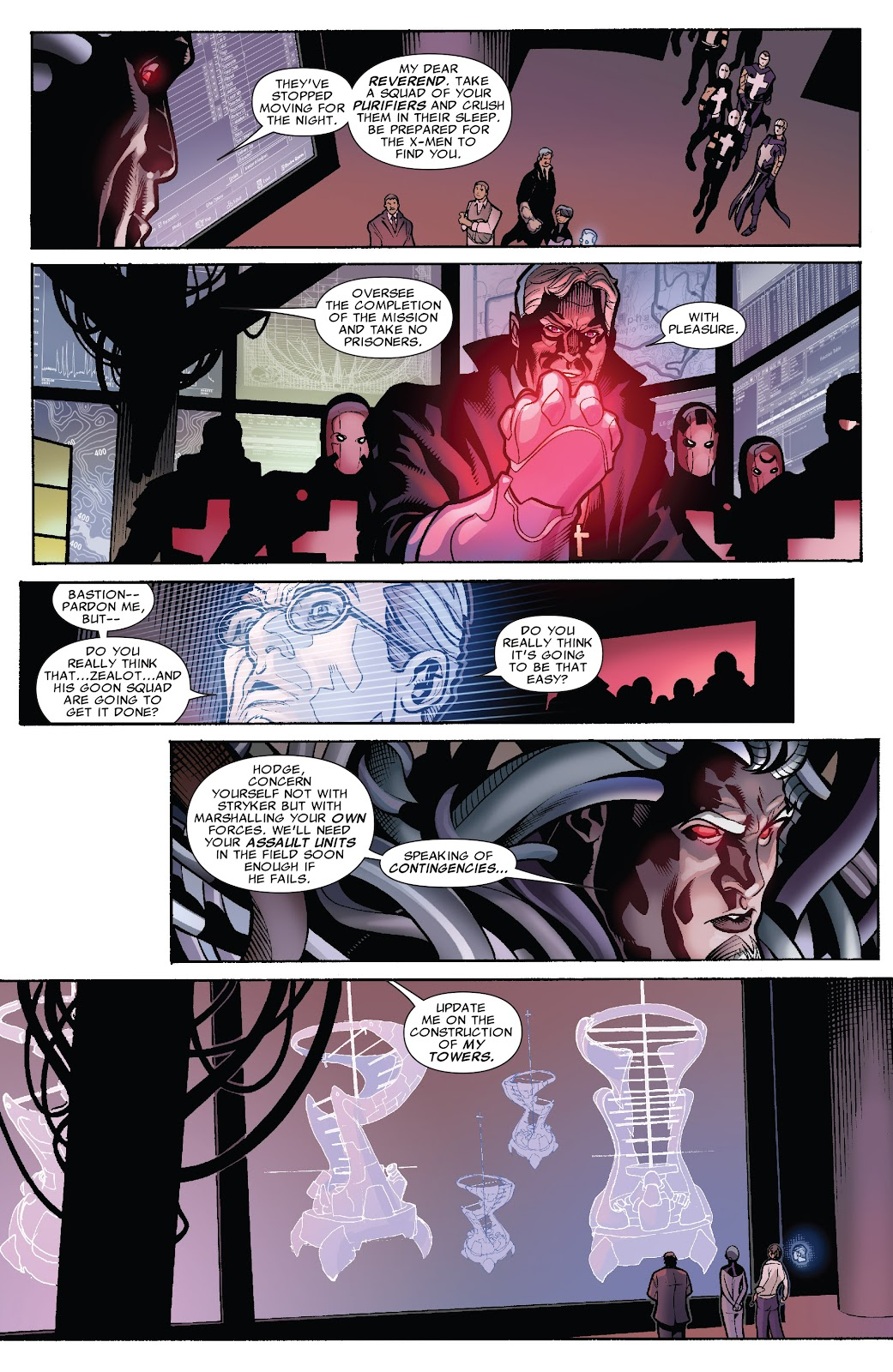 Read online X-Men: Second Coming comic -  Issue # _TPB (Part 1) - 56