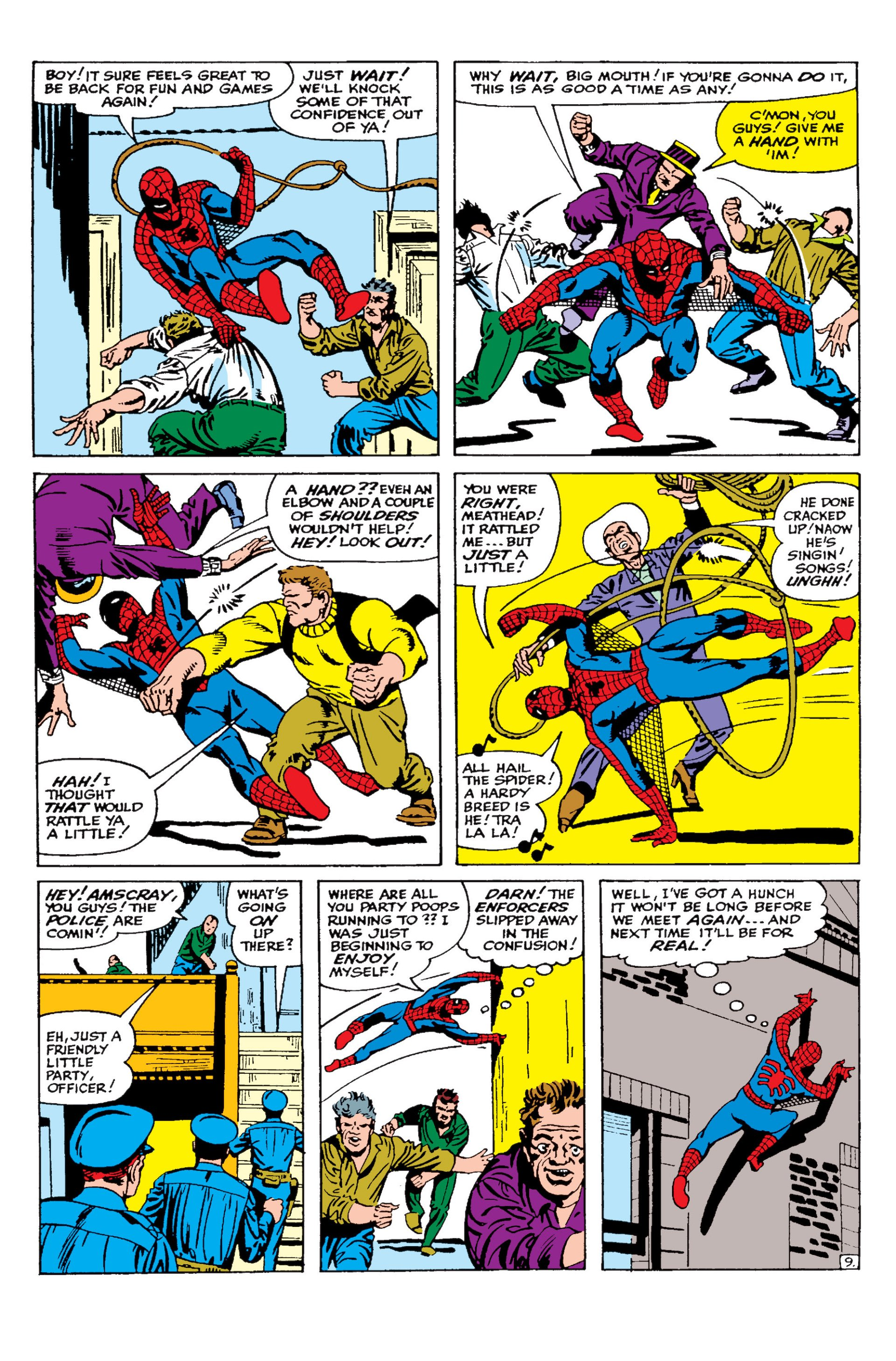 The Amazing Spider-Man (1963) 19 Page 9