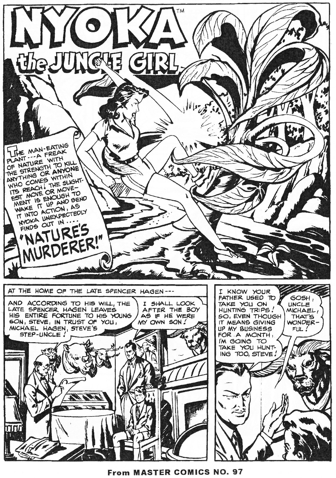 Read online Men of Mystery Comics comic -  Issue #81 - 219