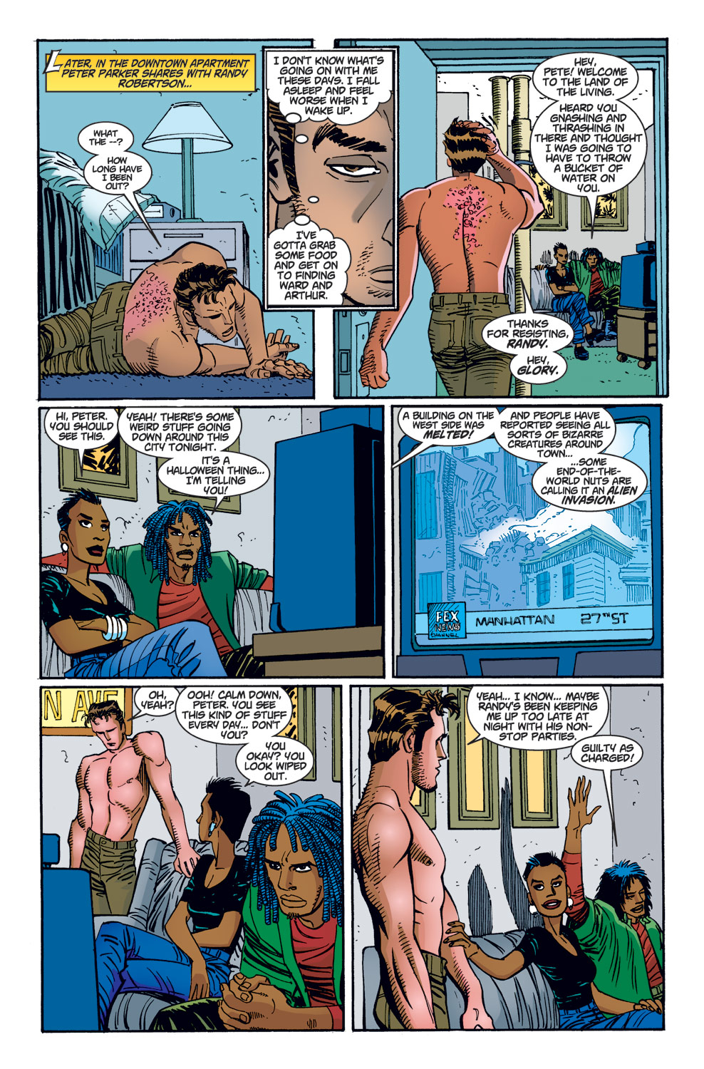 The Amazing Spider-Man (1999) 24 Page 7