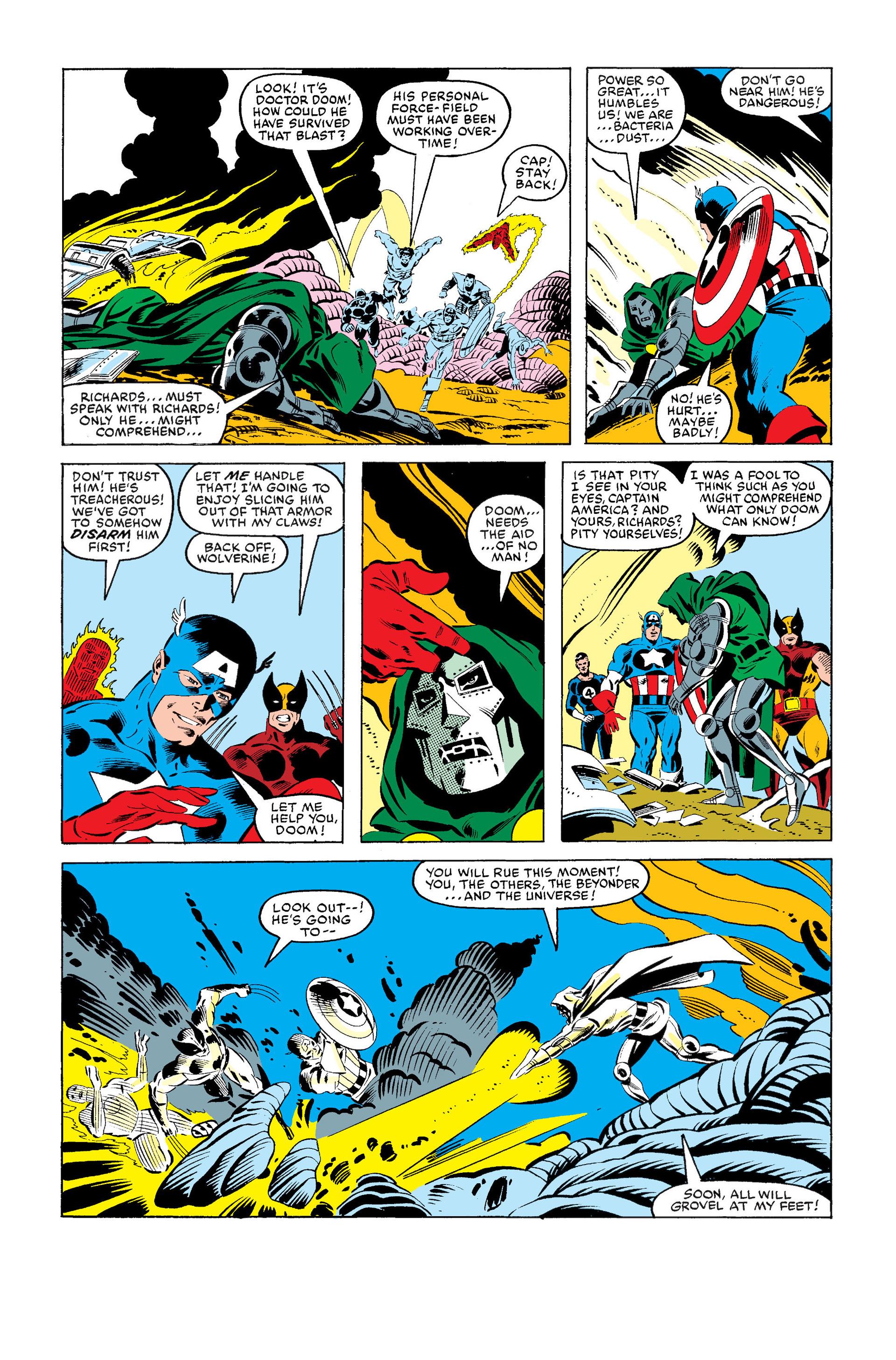 Read online Secret Wars (1985) comic -  Issue #1 - 22
