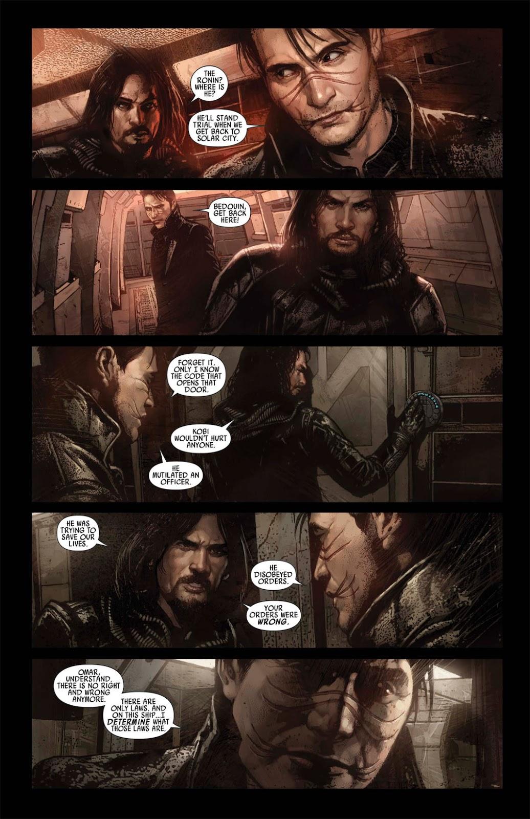 Read online After Dark comic -  Issue #2 - 8