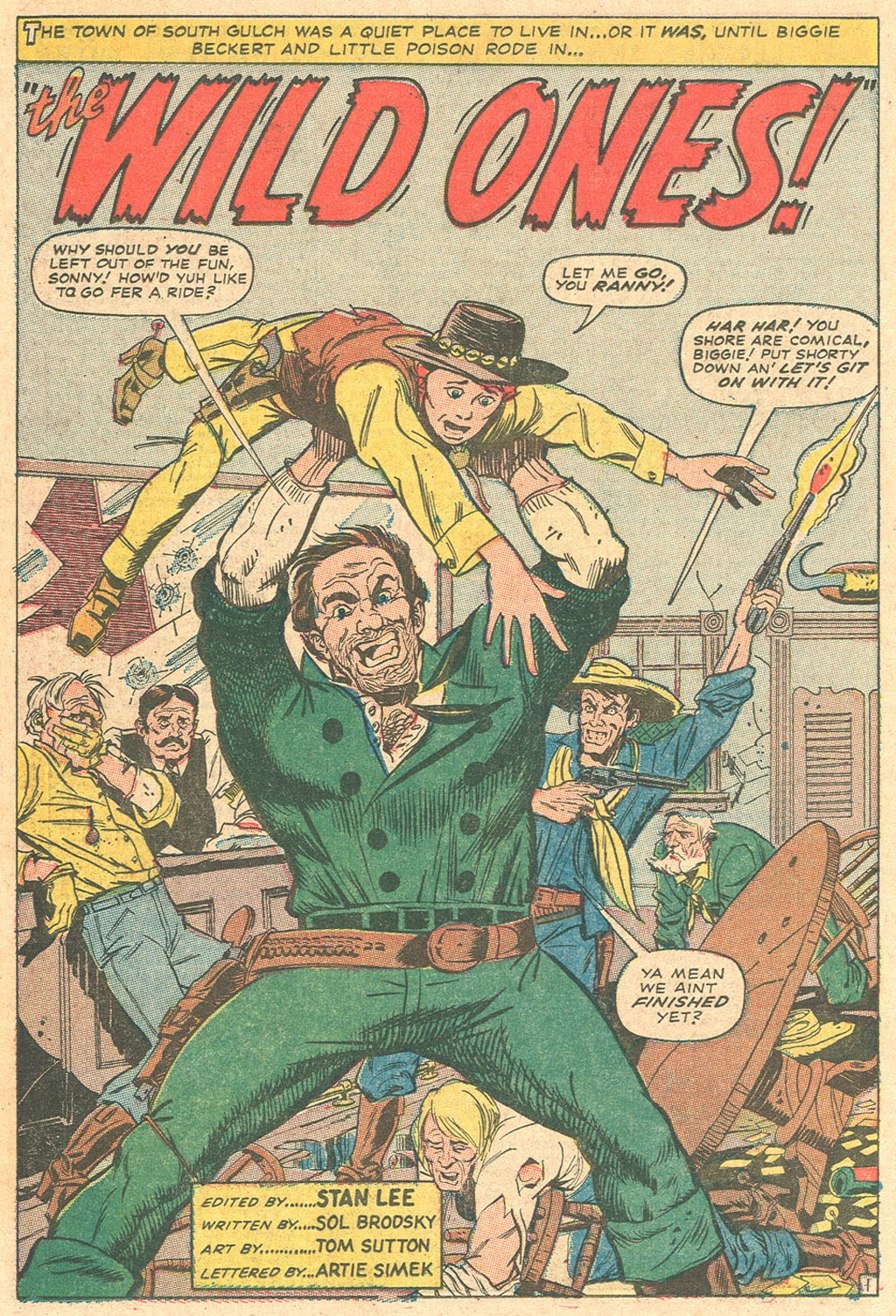 Kid Colt Outlaw issue 136 - Page 26