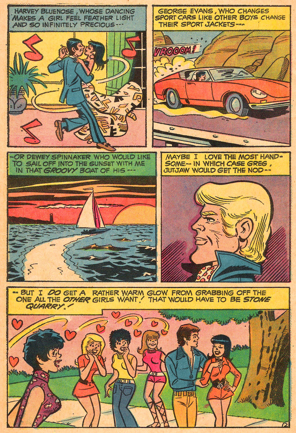 Read online Archie's Girls Betty and Veronica comic -  Issue #191 - 30