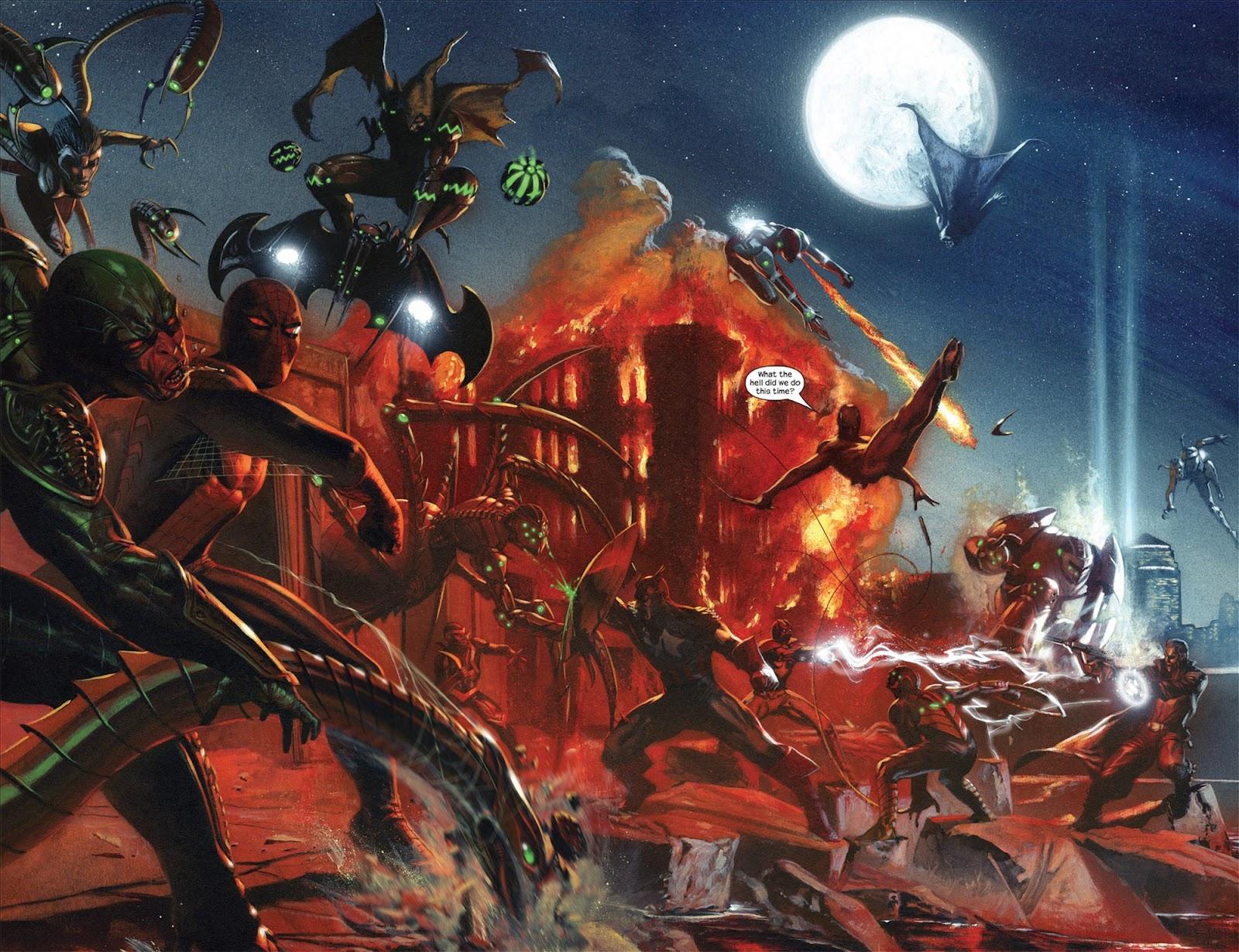 Read online Secret War comic -  Issue #4 - 5