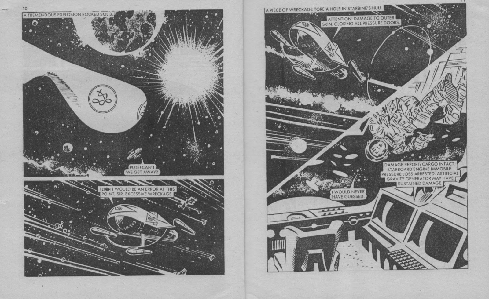 Starblazer issue 11 - Page 6