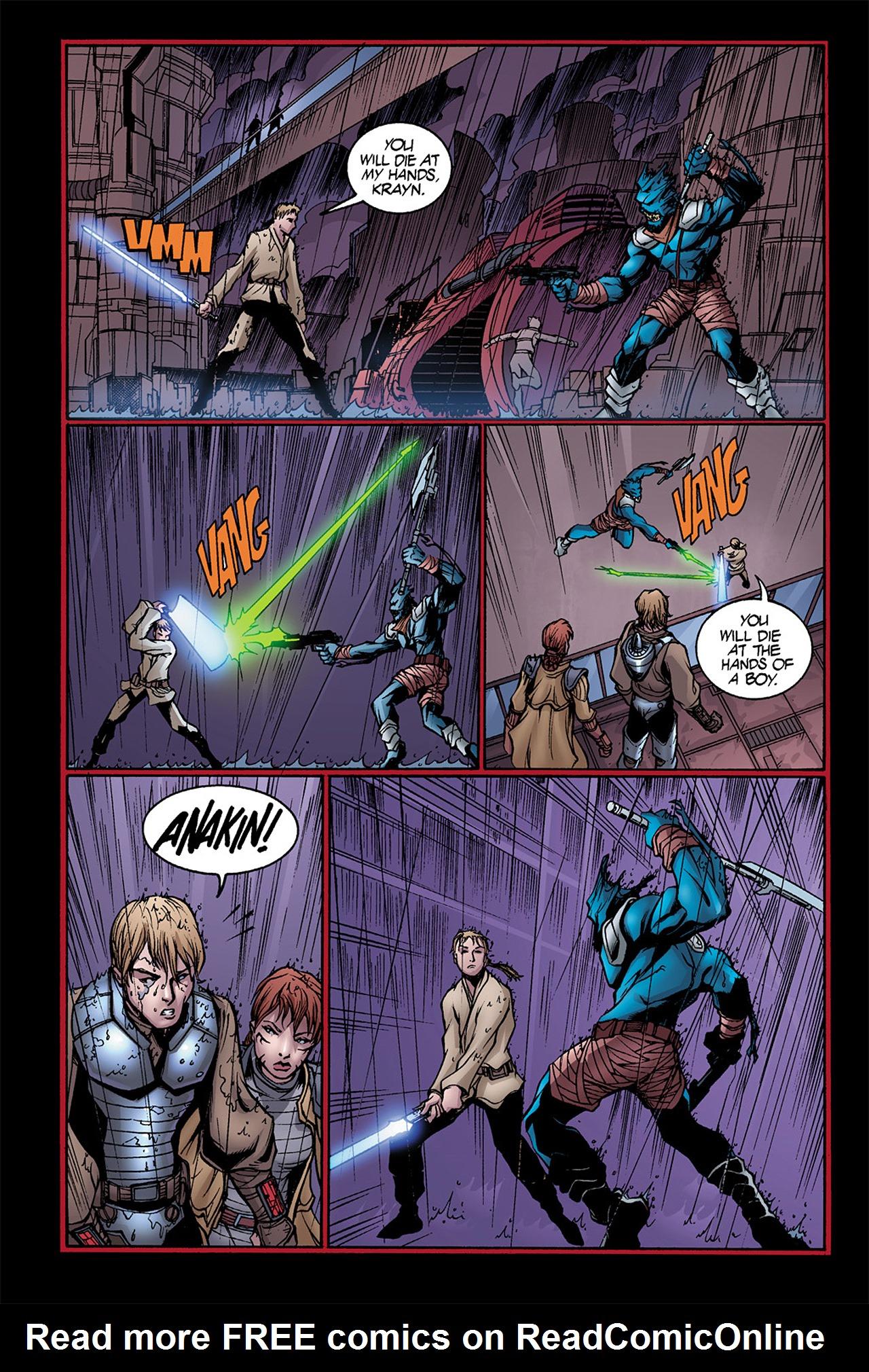 Read online Star Wars Omnibus comic -  Issue # Vol. 10 - 208