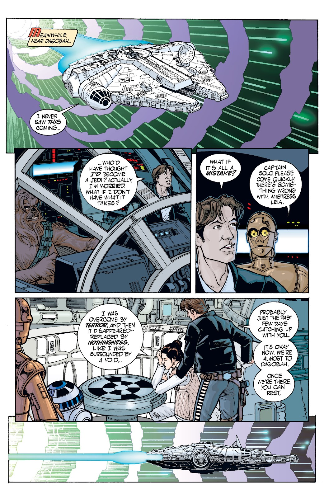 Read online Star Wars Legends: Infinities - Epic Collection comic -  Issue # TPB (Part 2) - 39