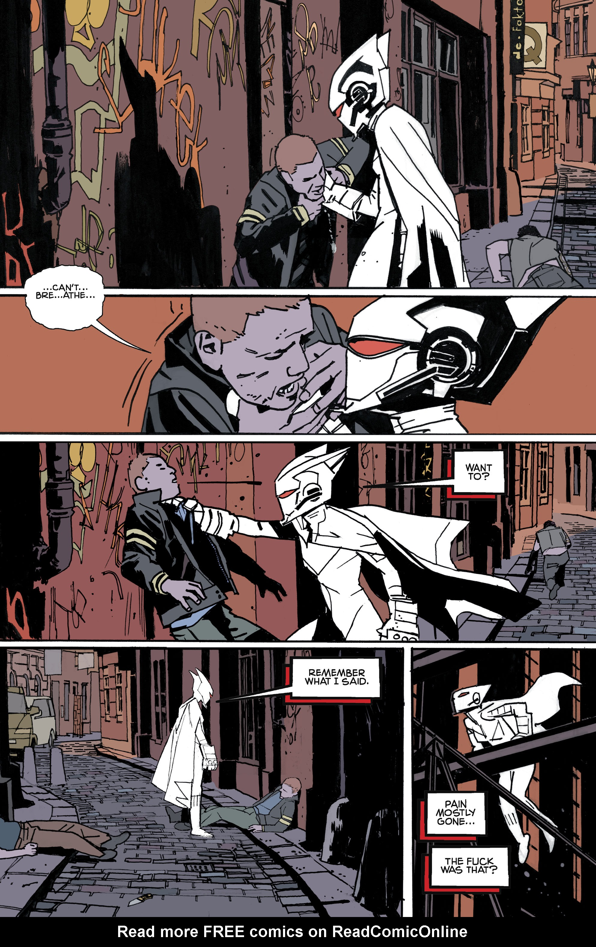 Read online Mother Panic comic -  Issue #7 - 10