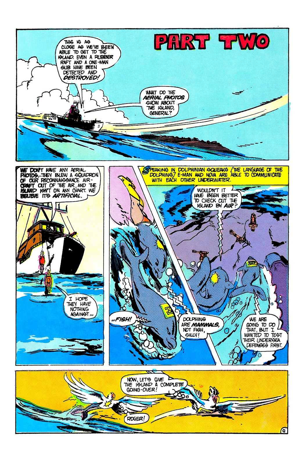 E-Man (1973) issue 9 - Page 12