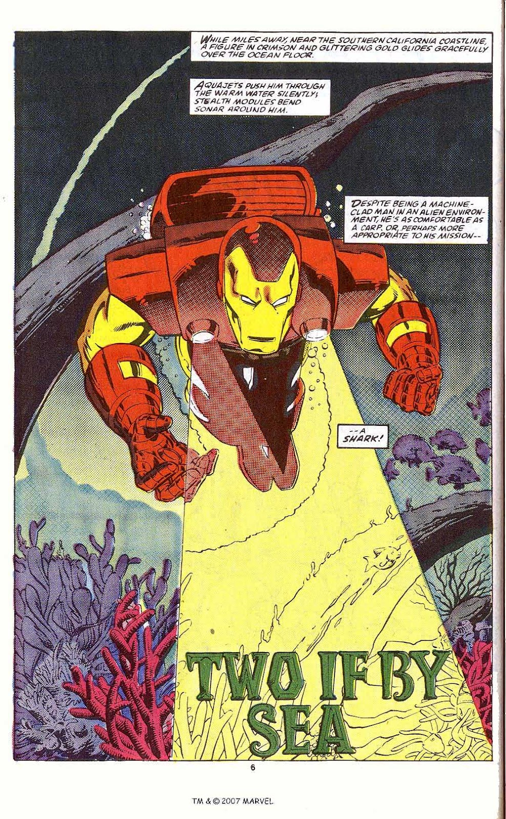 Iron Man Annual issue 10 - Page 8