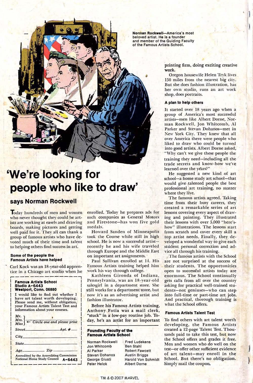 Read online Captain America (1968) comic -  Issue # _Annual 1 - 68