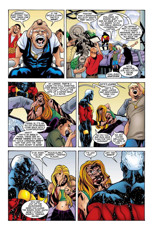 Captain Marvel (1999) Issue #22 #23 - English 6