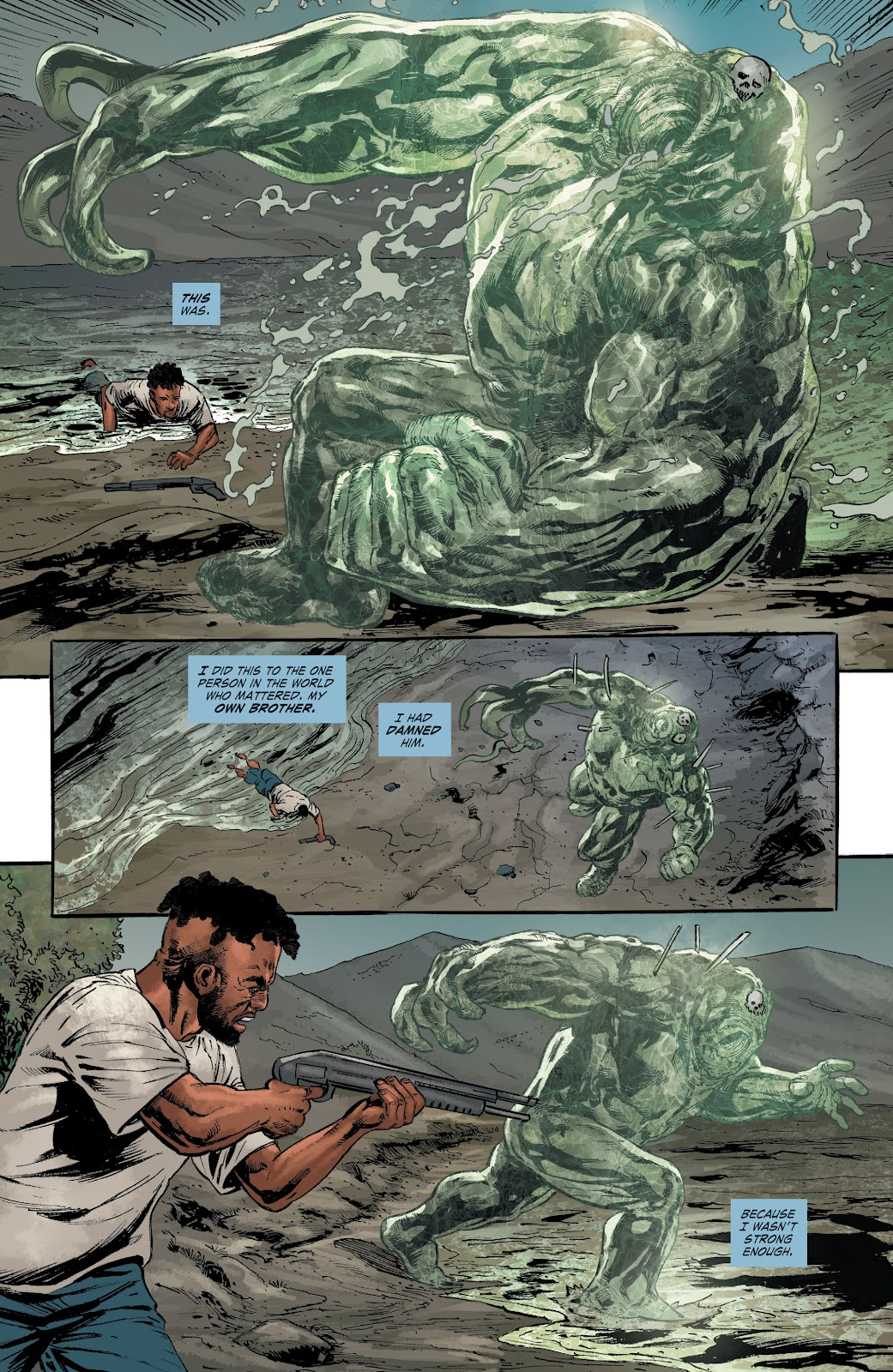Read online The Curse of Brimstone: Ashes comic -  Issue # TPB (Part 1) - 77
