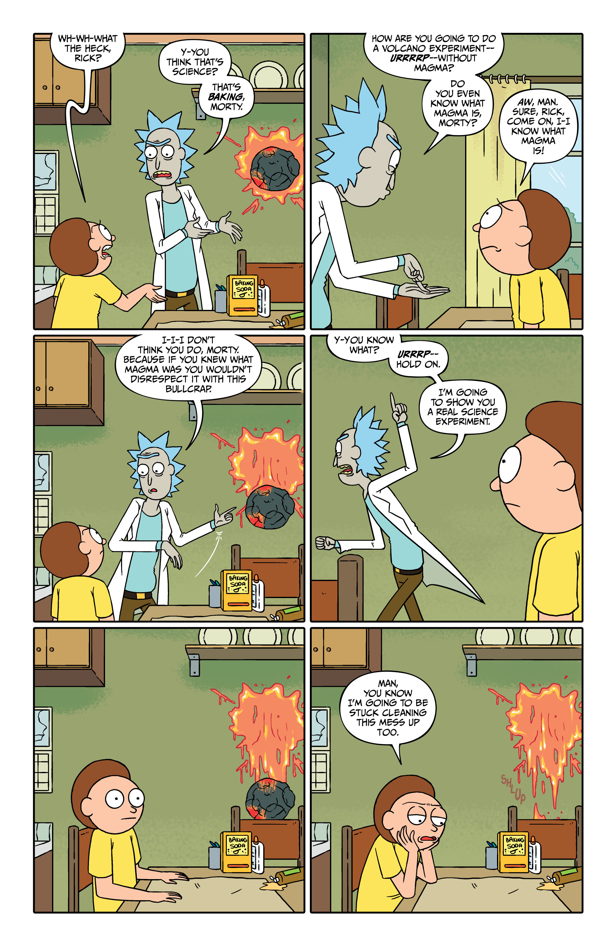 Read online Rick and Morty comic -  Issue #26 - 7